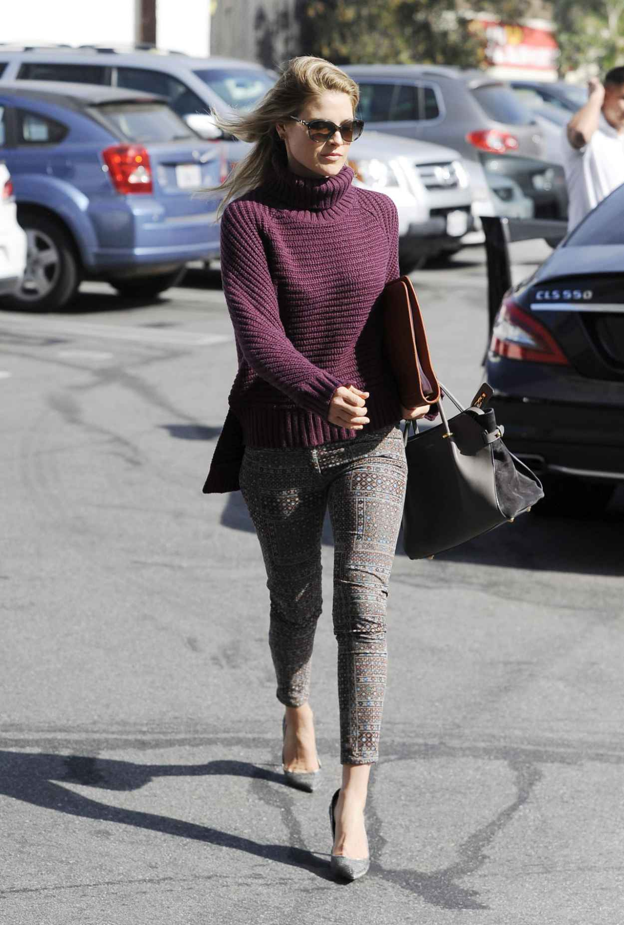 Ali Larter Style - Out and About in Los Angeles - January 2015-1