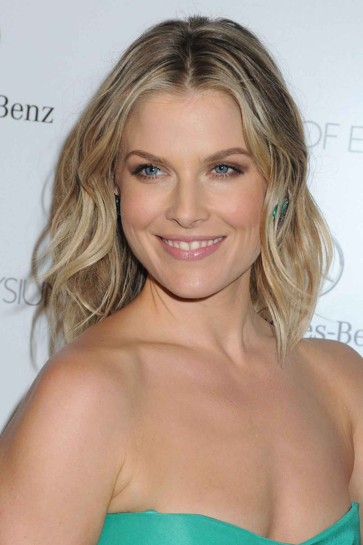 Ali Larter Wearing Monique Lhuillier at The Art of Elysium HEAVEN Gala in Los Angeles-1
