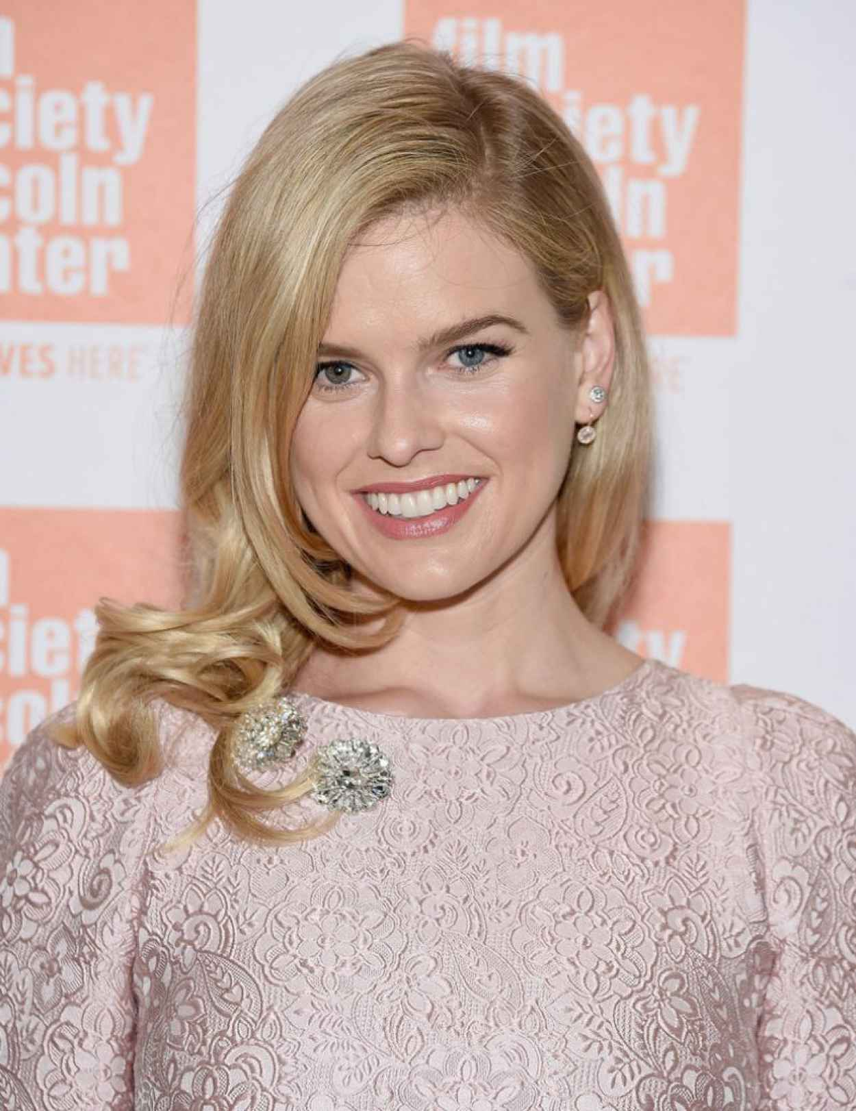 "Alice Eve - 2015 Film Society Of Lincoln Center Summer Talks With ""Dirty Weekend"" in New York City-2"