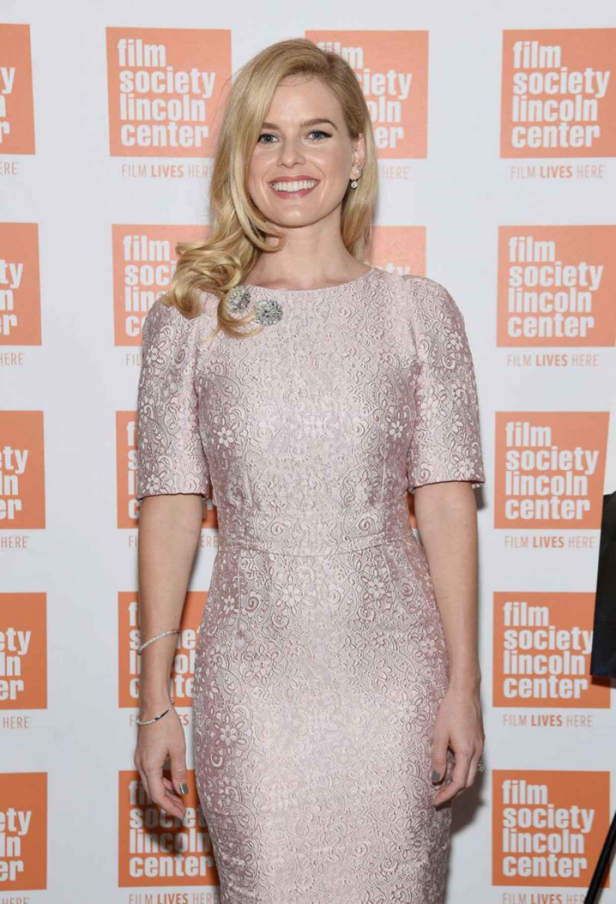 "Alice Eve - 2015 Film Society Of Lincoln Center Summer Talks With ""Dirty Weekend"" in New York City-4"