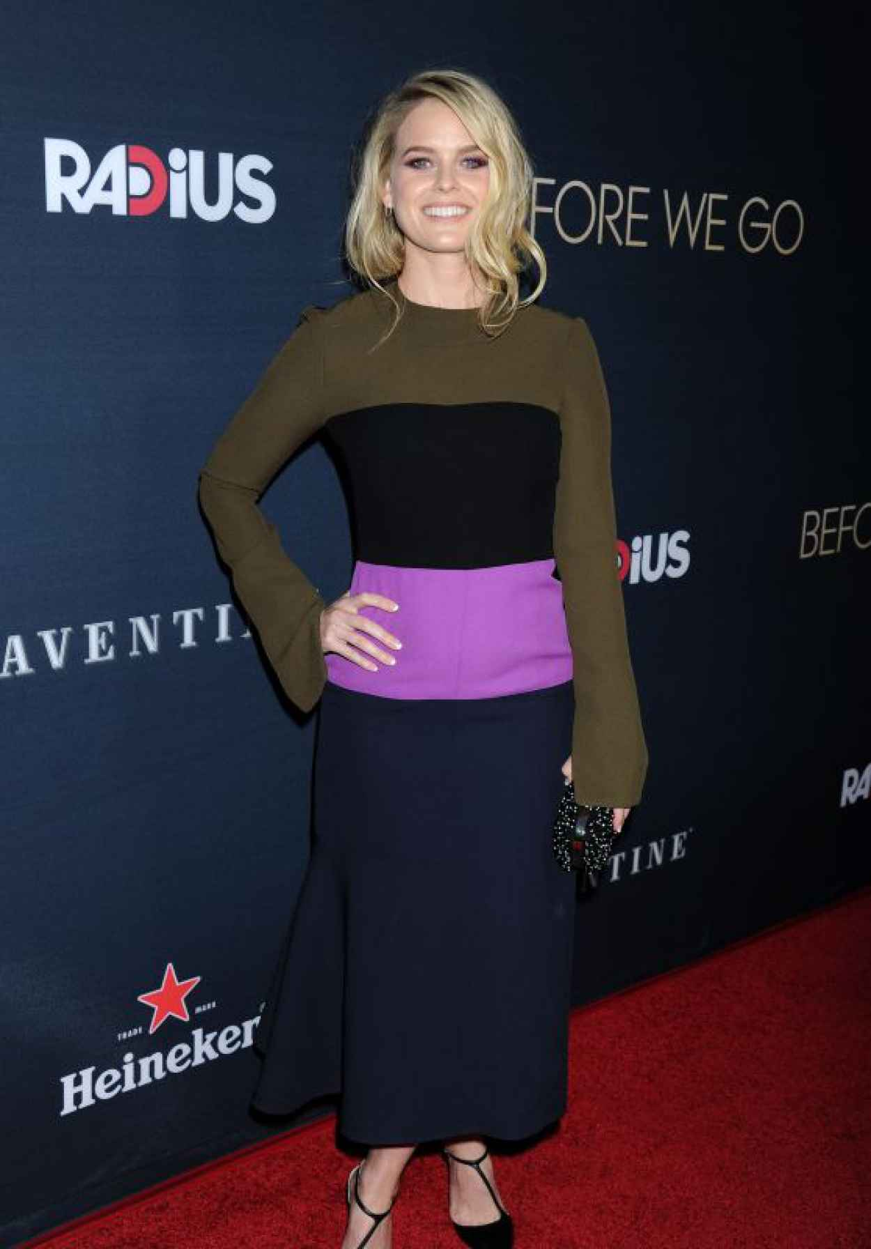 Alice Eve - Before We Go Premiere in Hollywood-1
