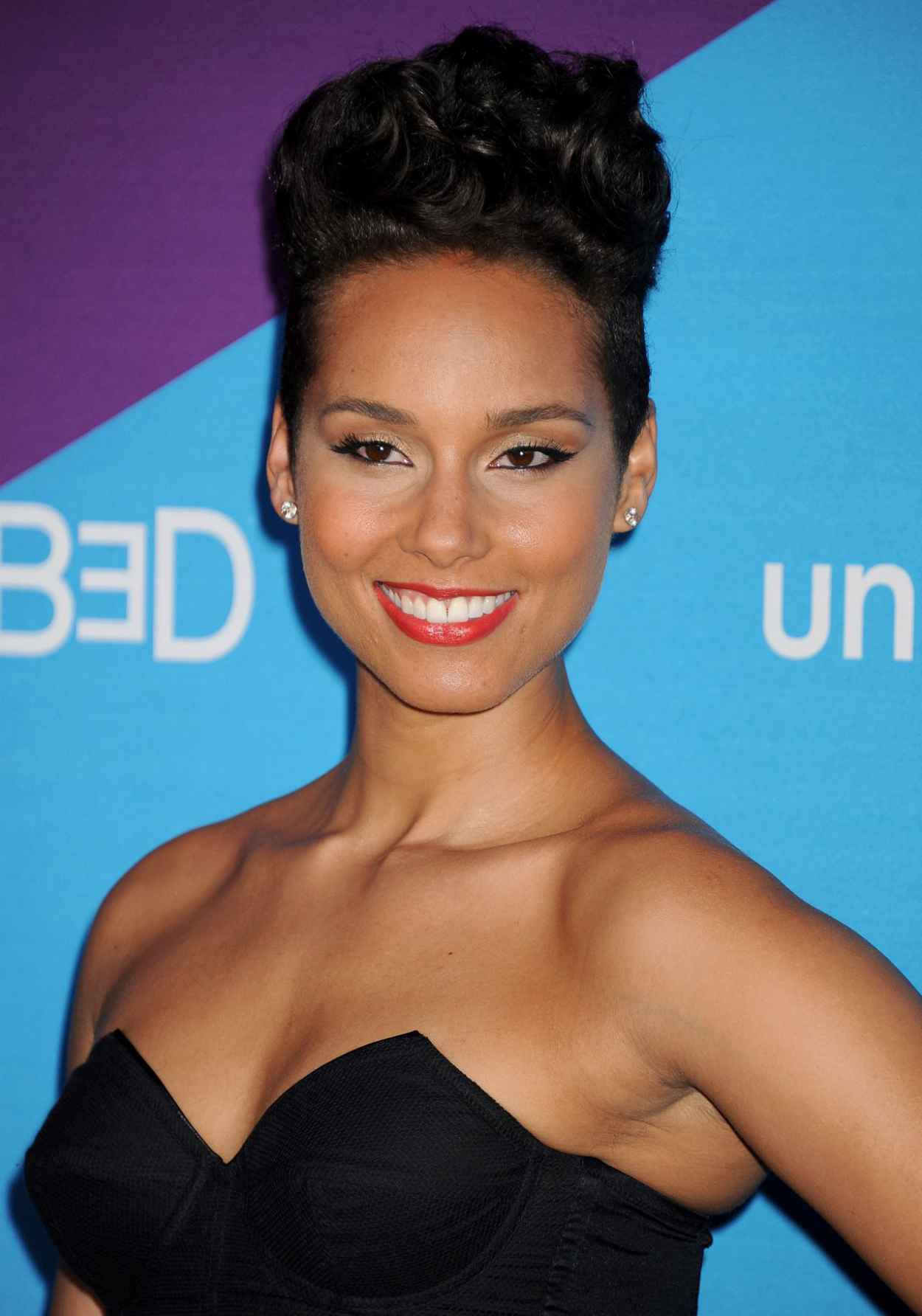Alicia Keys - Variety-s unite4:humanity Gala - February 2015-1