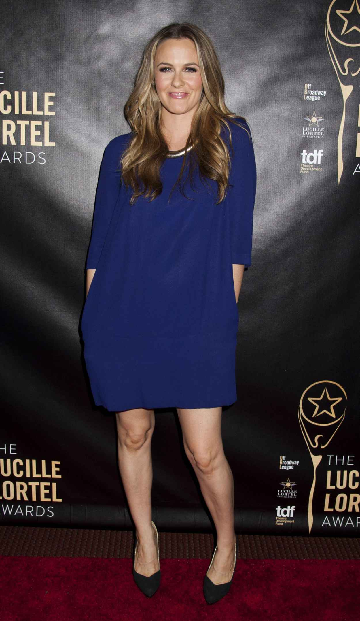 Alicia Silverstone - 2015 Lucille Lortel Awards in New York-4
