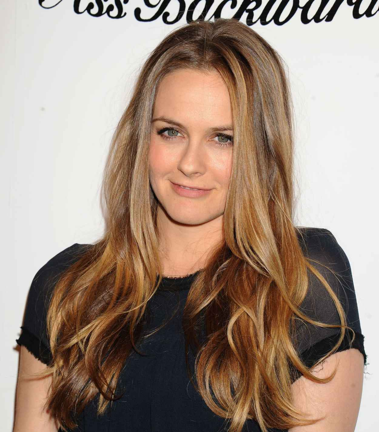 Alicia Silverstone - ASS BACKWARD Movie Premiere-1