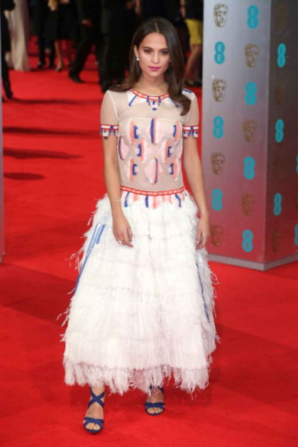 Alicia Vikander - 2015 BAFTA Awards in London-1