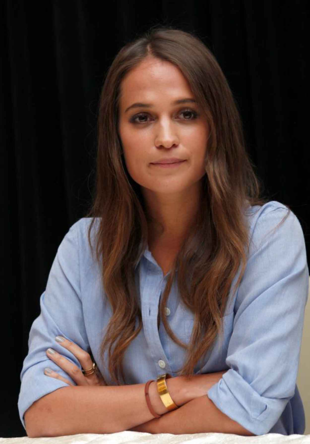 Alicia Vikander - The Danish Girl Photocall TIFF 2015-1