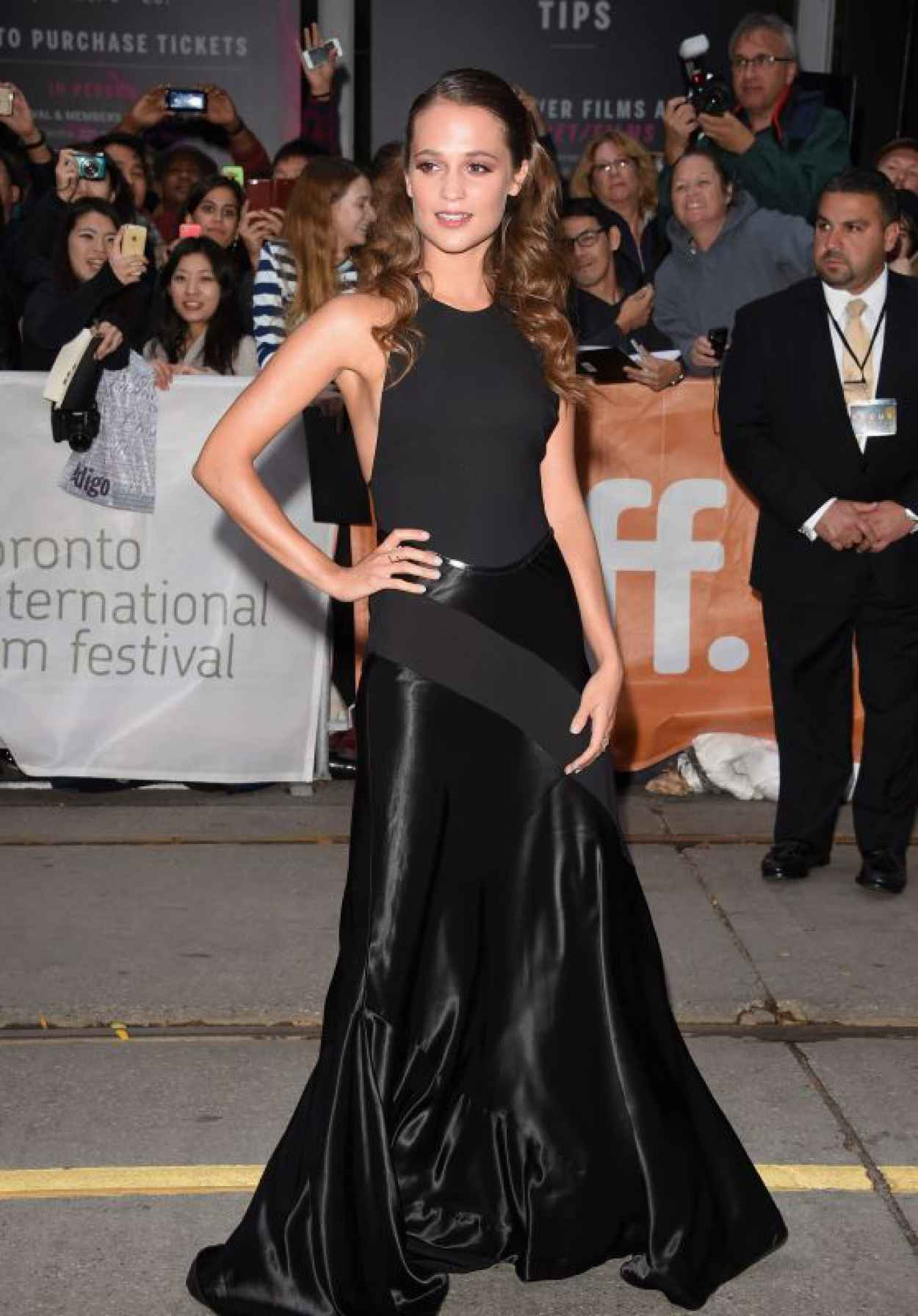 Alicia Vikander - The Danish Girl Premiere at Toronto International Film Festival-1