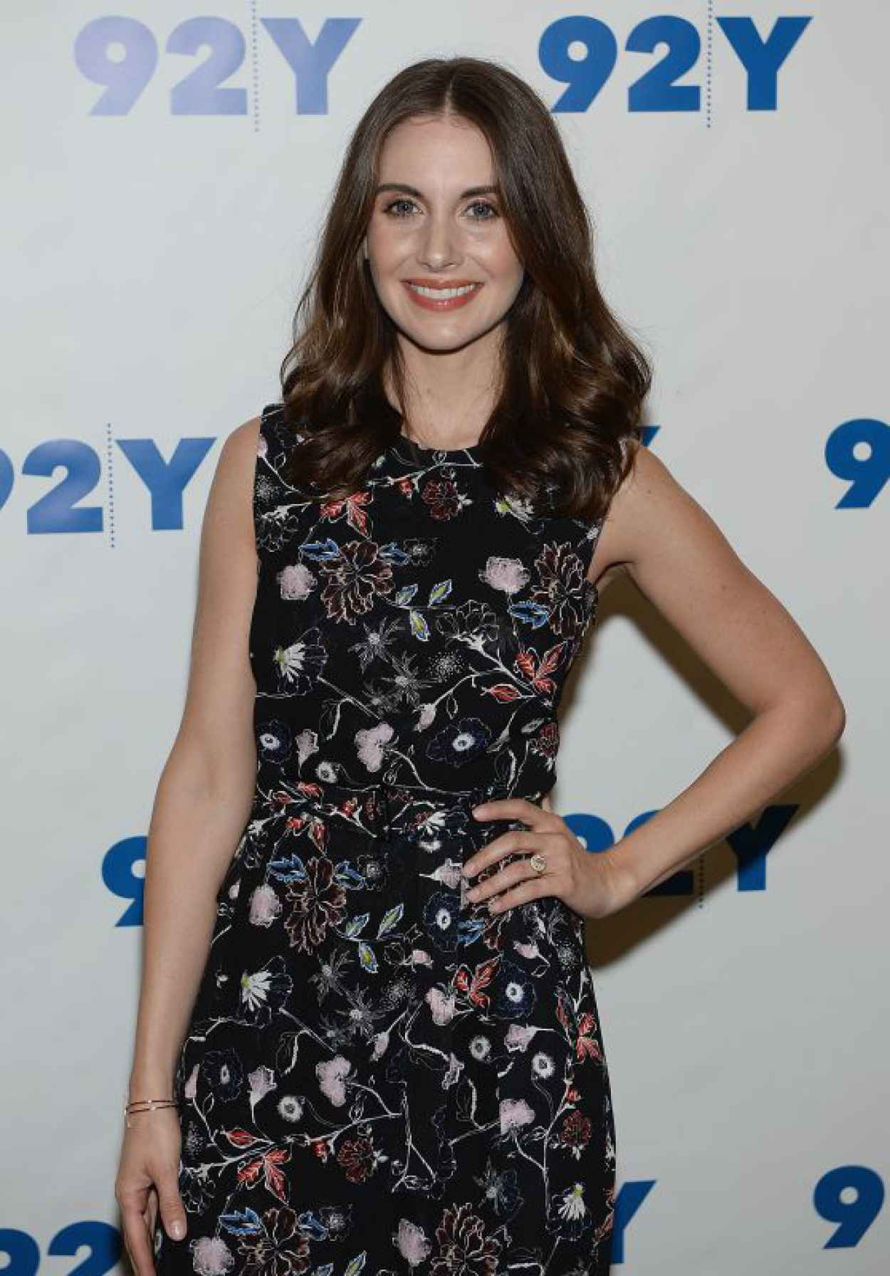 Alison Brie - 92nd Street Y Presents: Sleeping With Other People, NY September 2015-1