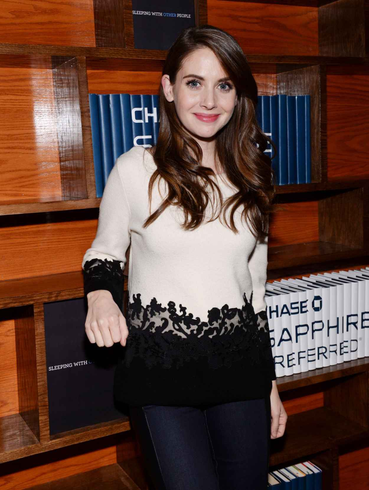 Alison Brie - Sleeping With Other People Cast Party at Sundance in Park City-1