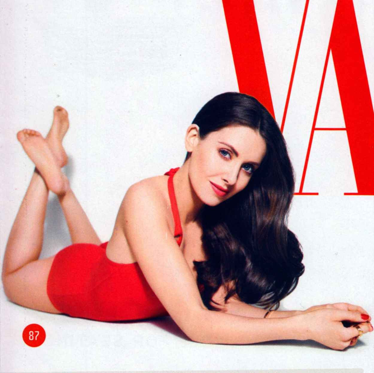 Alison Brie - Vanity Fair Magazine June 2015 Issue-1