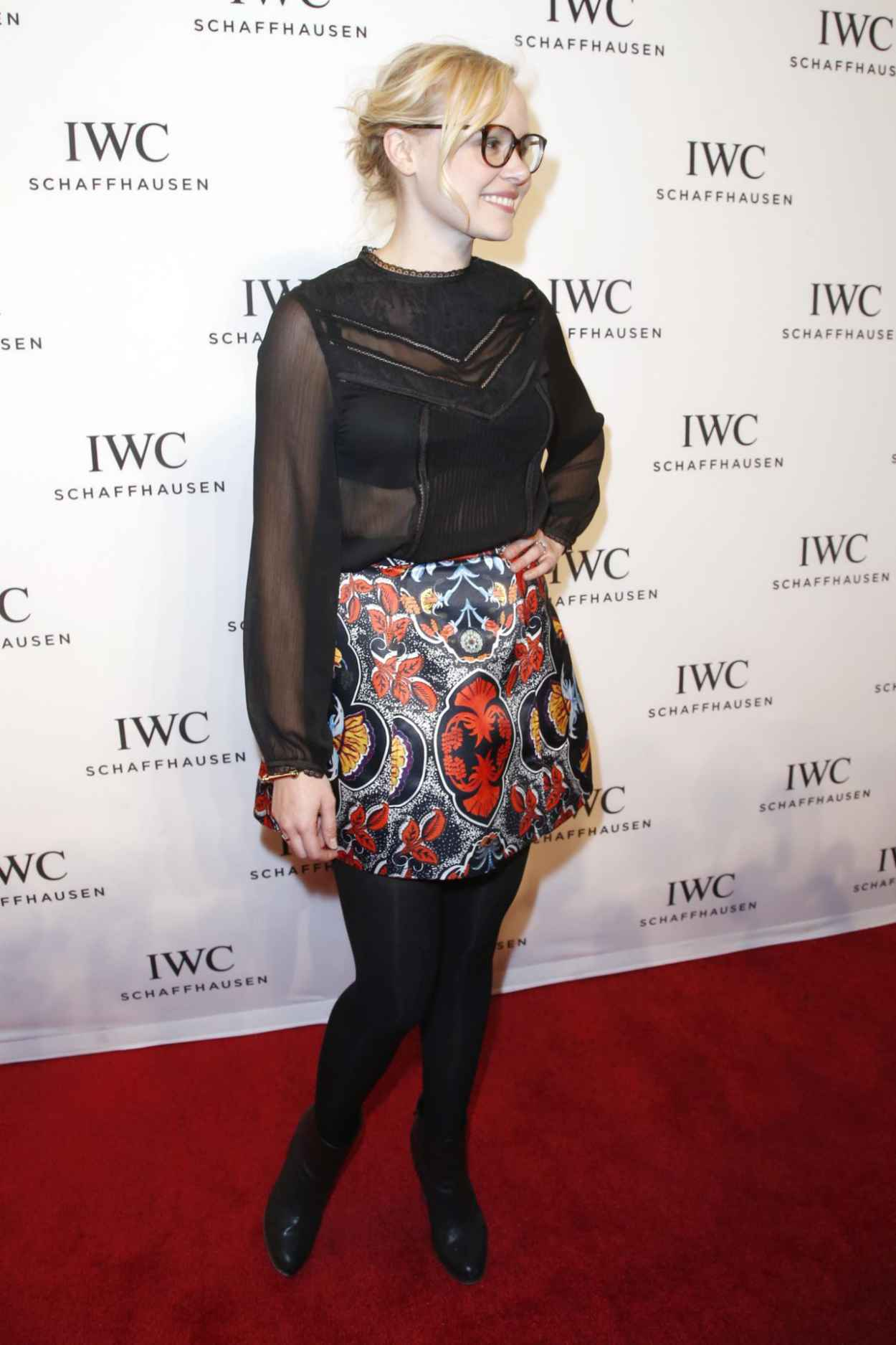 Alison Pill - 2015 IWC Schaffhausen -For the Love of Cinema- Gala in NYC-3