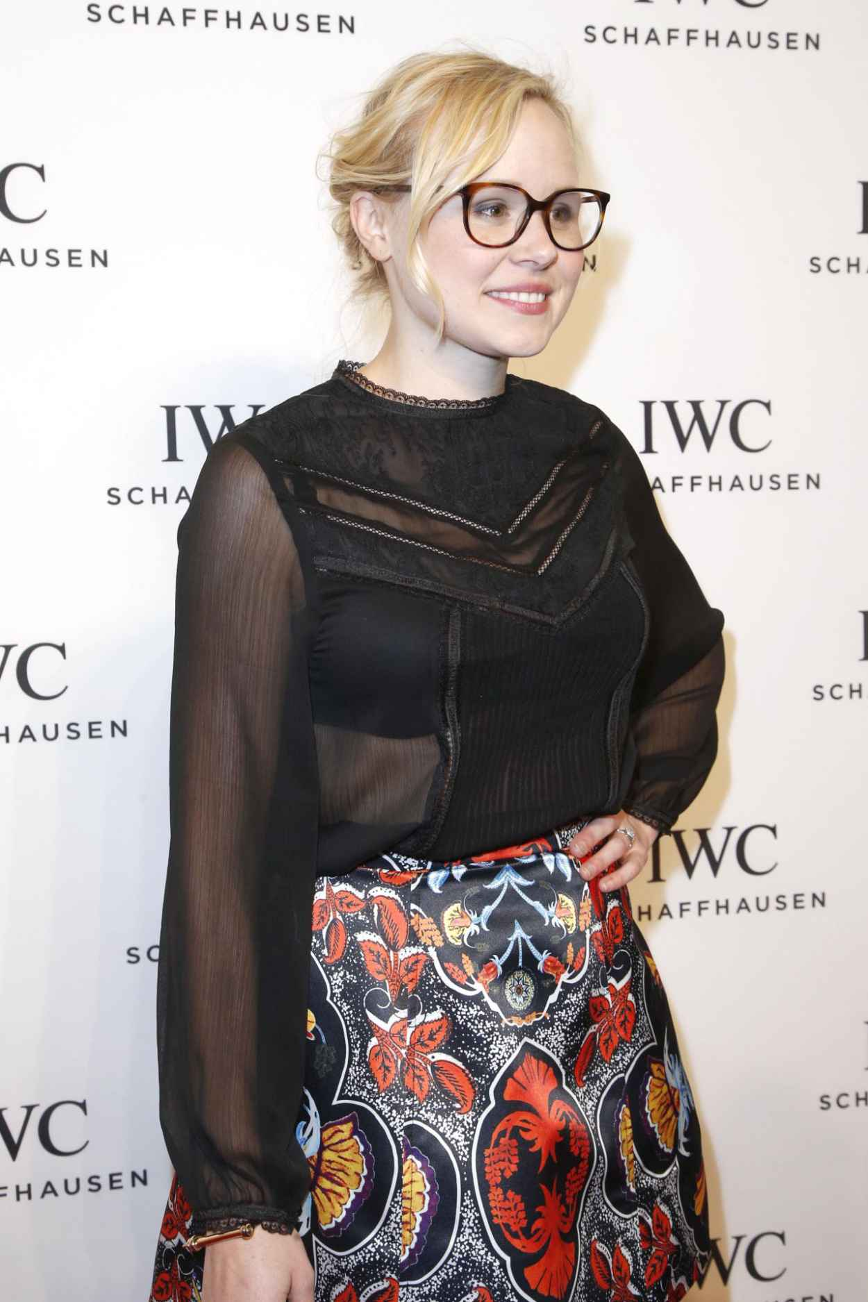 Alison Pill - 2015 IWC Schaffhausen -For the Love of Cinema- Gala in NYC-4