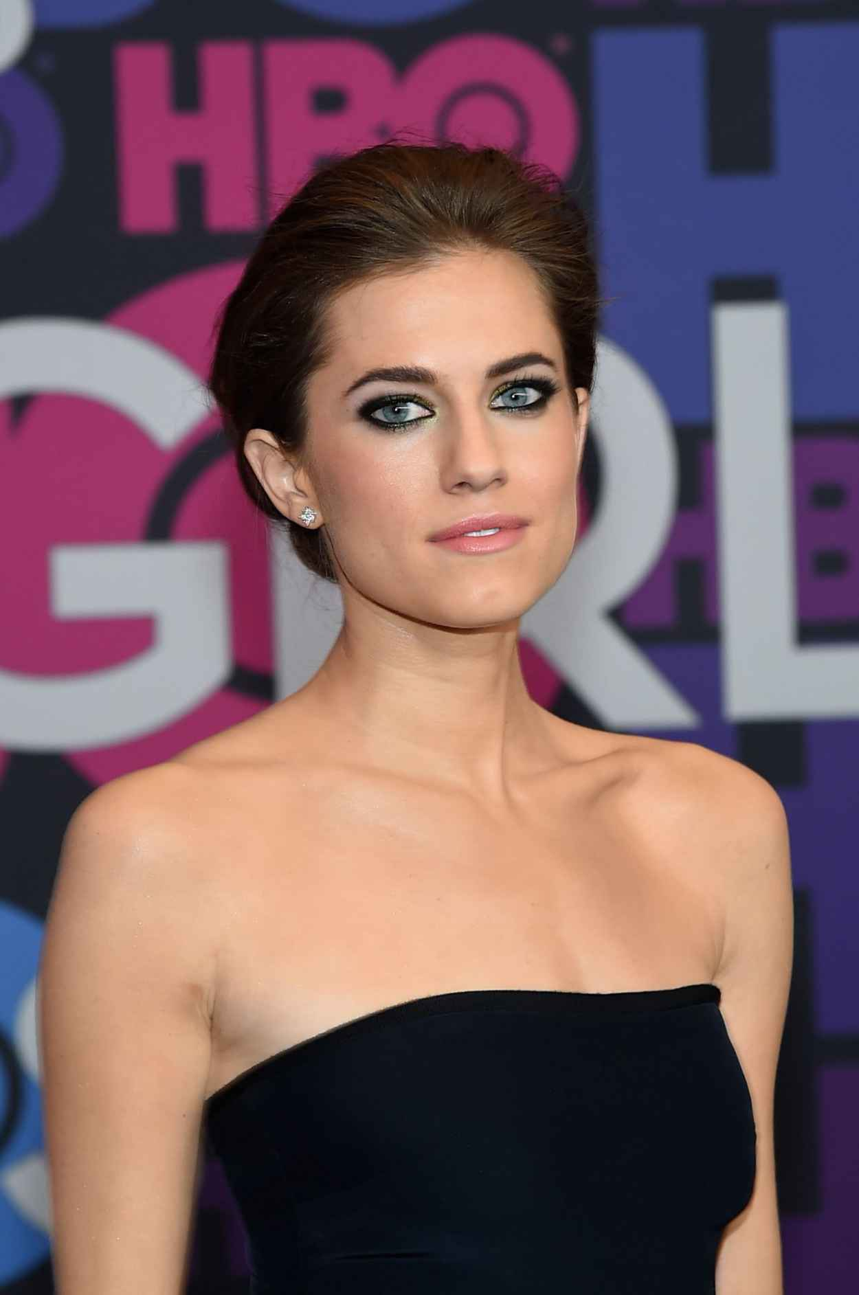 Allison Williams - -Girls- Season 4 Premiere in New York City-1