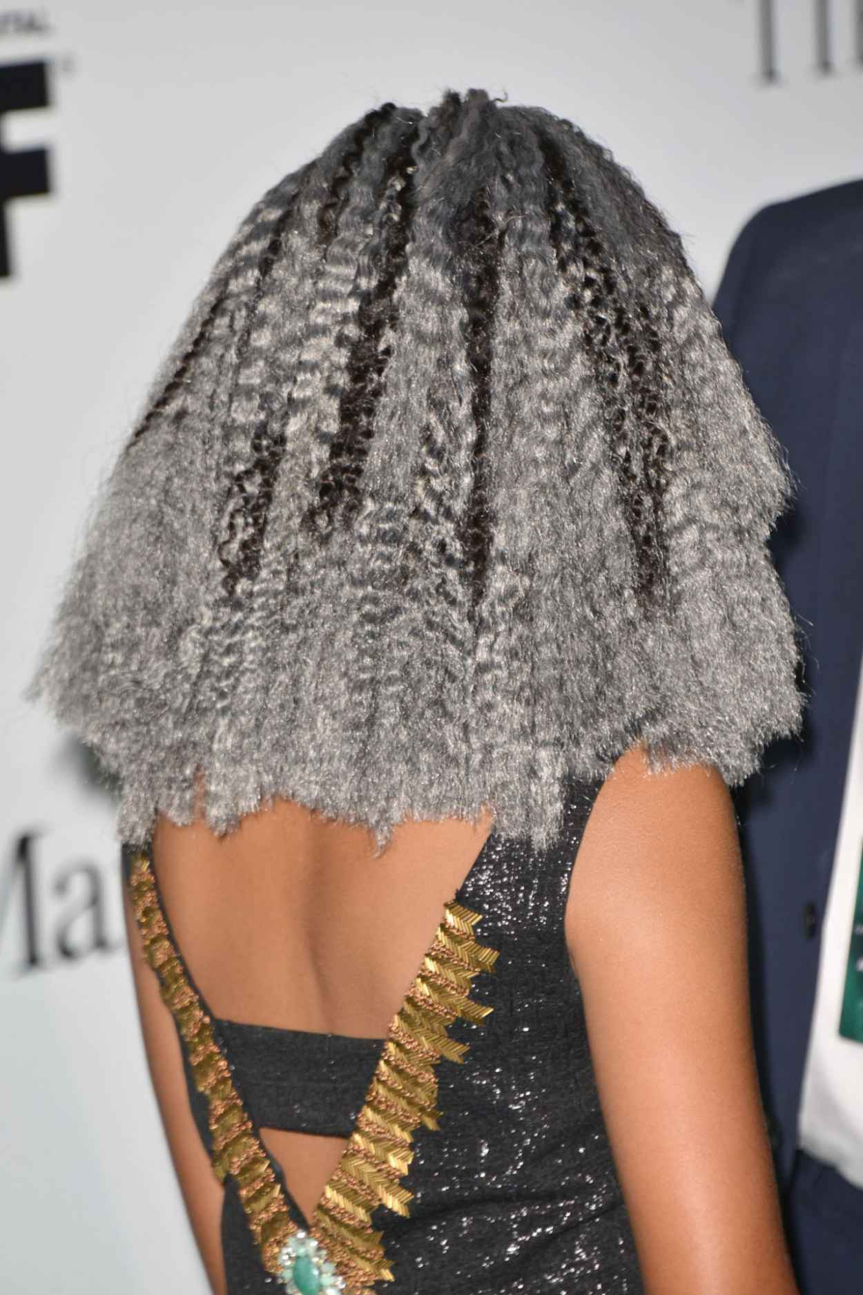 Amandla Stenberg - Women In Film 2015 Crystal + Lucy Awards in Century City-3