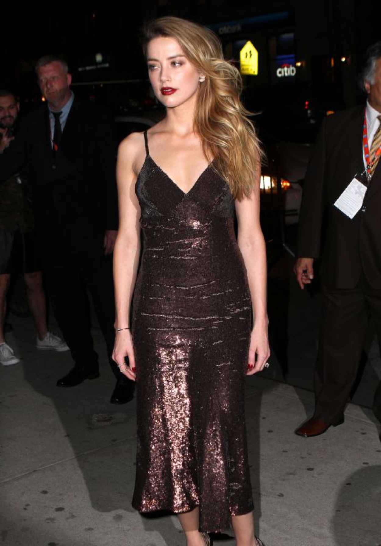 Amber Heard Style - New York City, April 2015-1