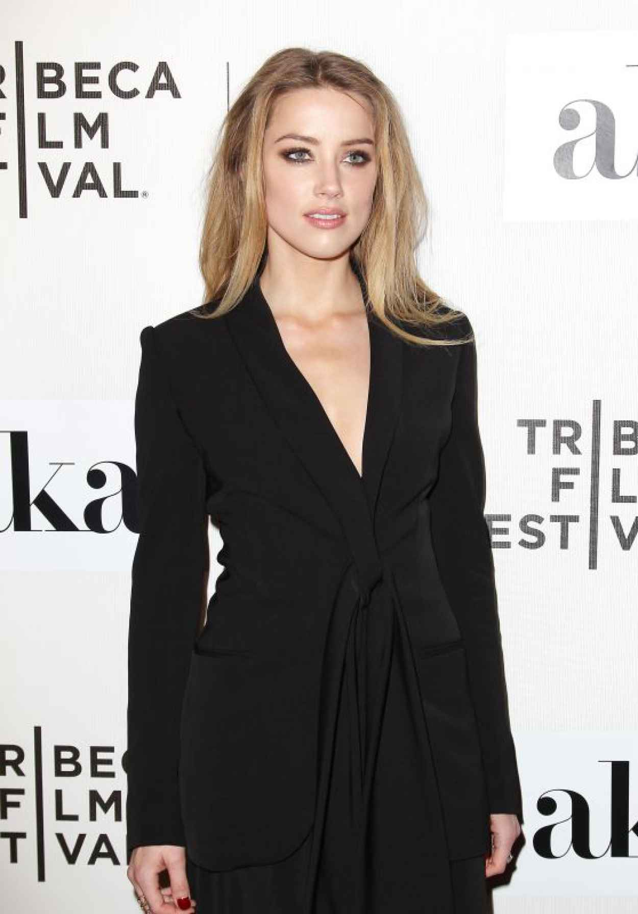Amber Heard - The Adderall Diaries Premiere in New York City-1