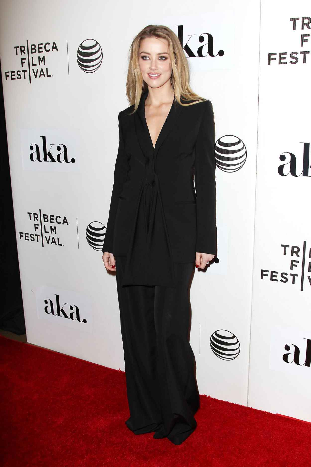 Amber Heard - The Adderall Diaries Premiere in New York City-2
