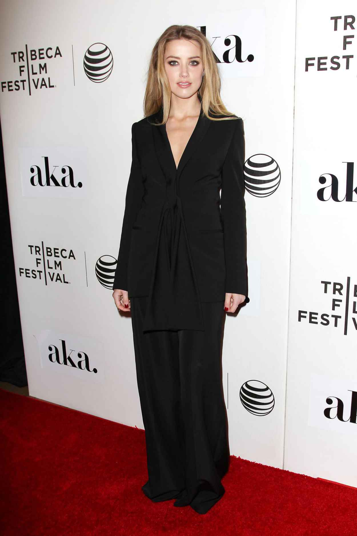 Amber Heard - The Adderall Diaries Premiere in New York City-4