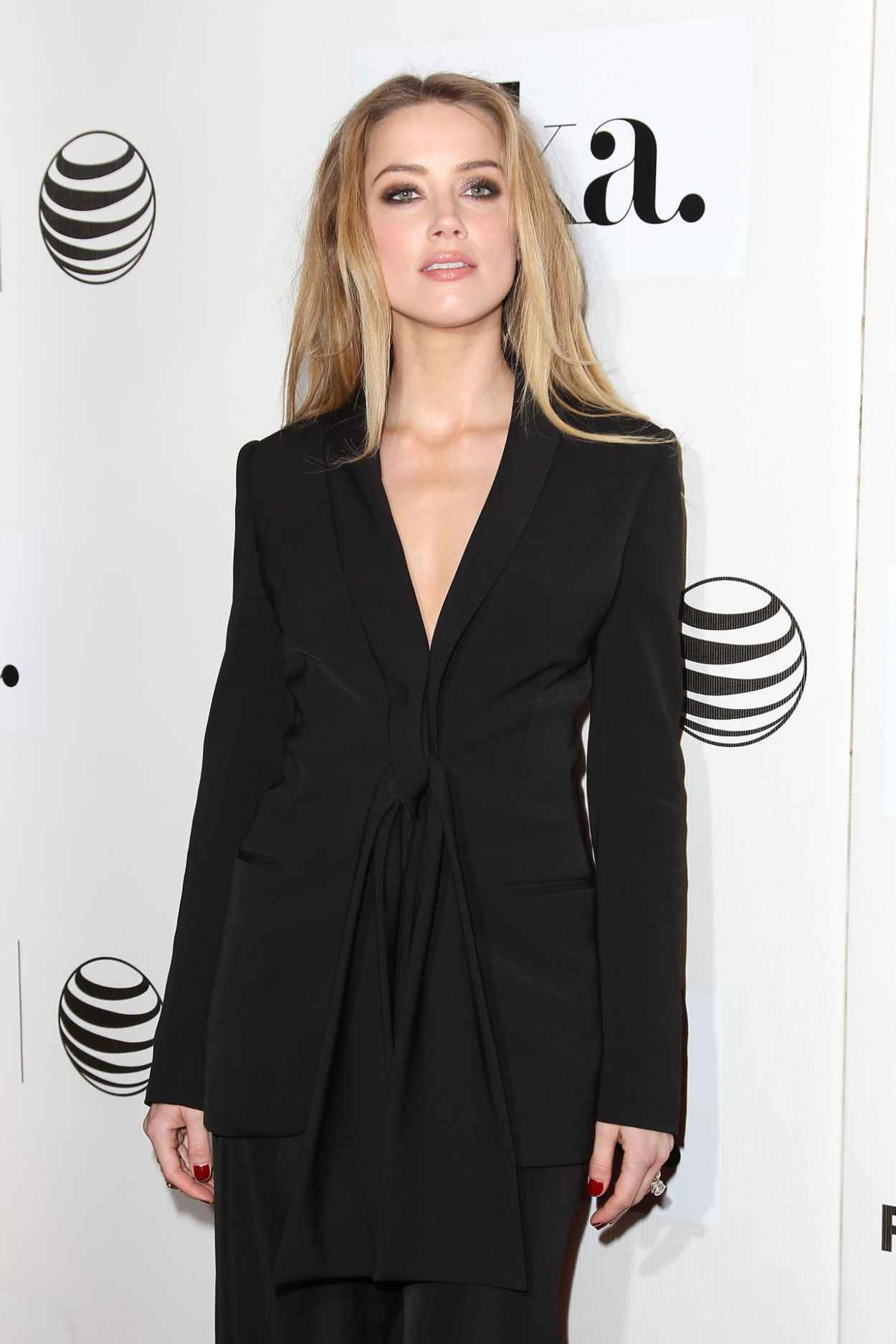 Amber Heard - The Adderall Diaries Premiere in New York City-5