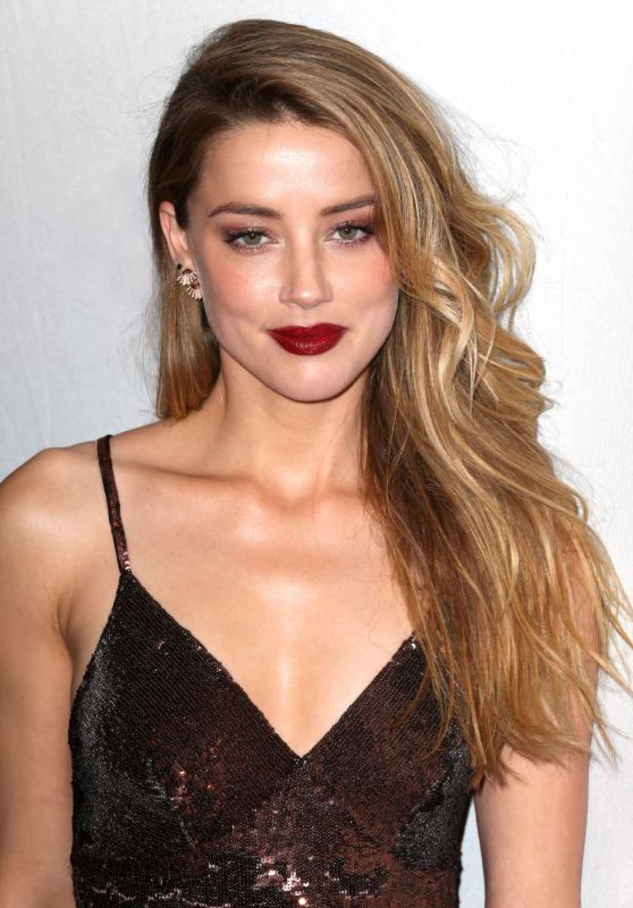 Amber Heard - When I Live My Life Over Again Premiere in New York City-1