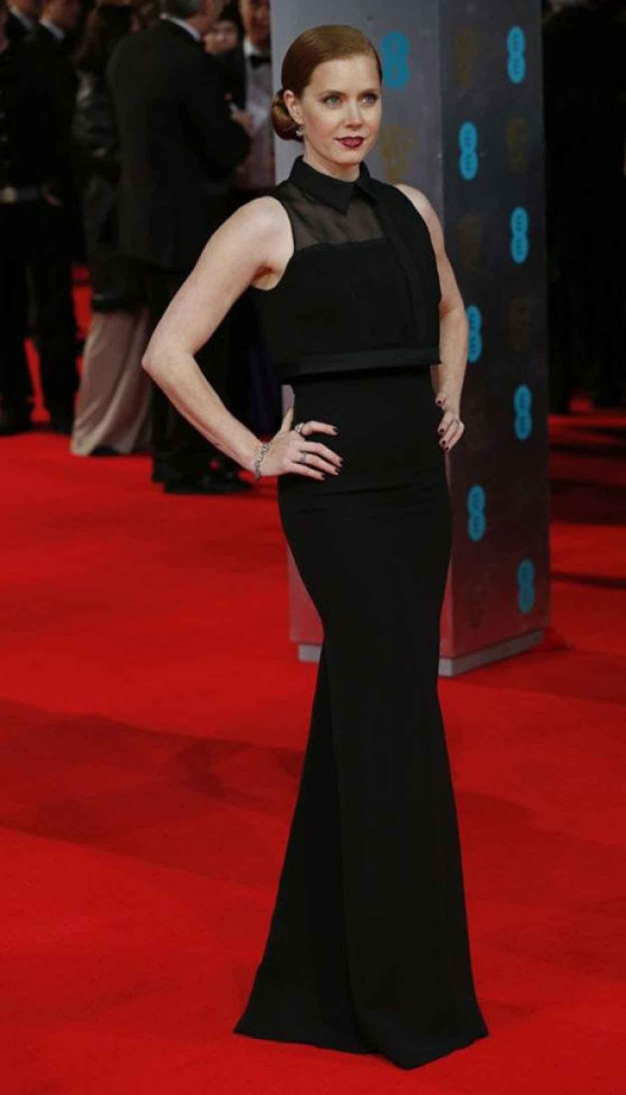 Amy Adams - 2015 BAFTA Awards in London-1