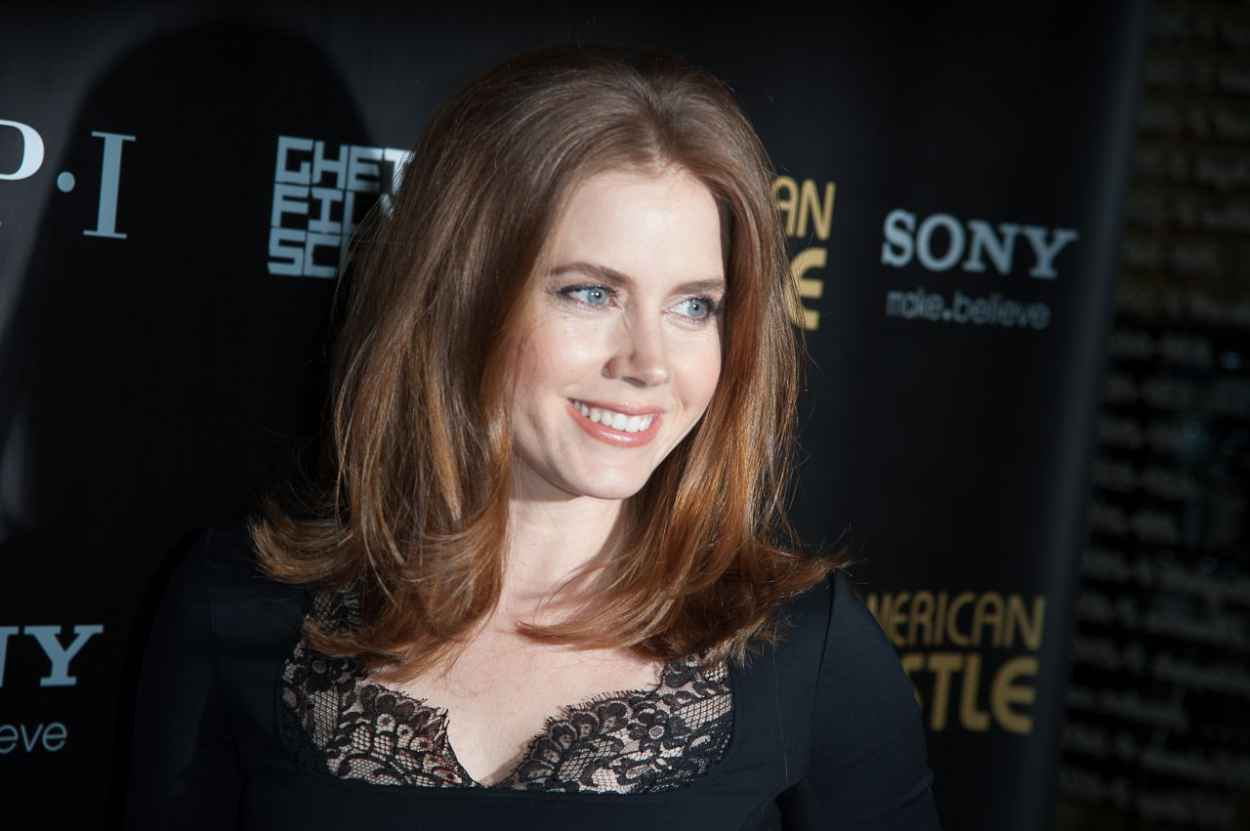 Amy Adams - AMERICAN HUSTLE Screening After Party in New York-1