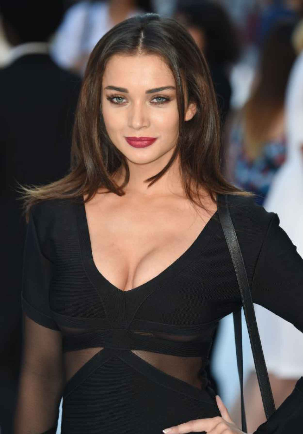 Amy Jackson - Magic Mike XXL Premiere in London-1
