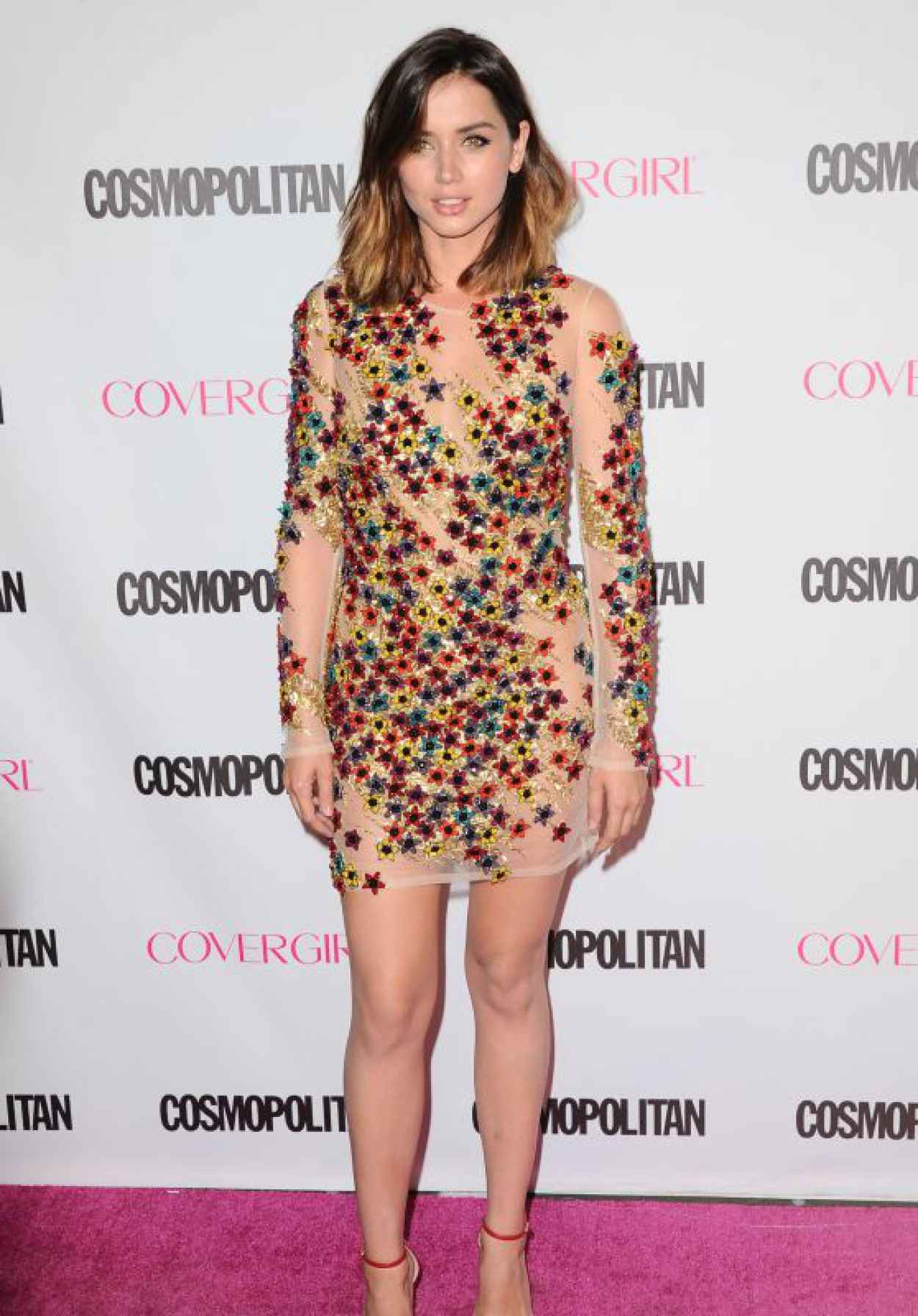 Ana de Armas - Cosmopolitans 50th Birthday Celebration in West Hollywood-1