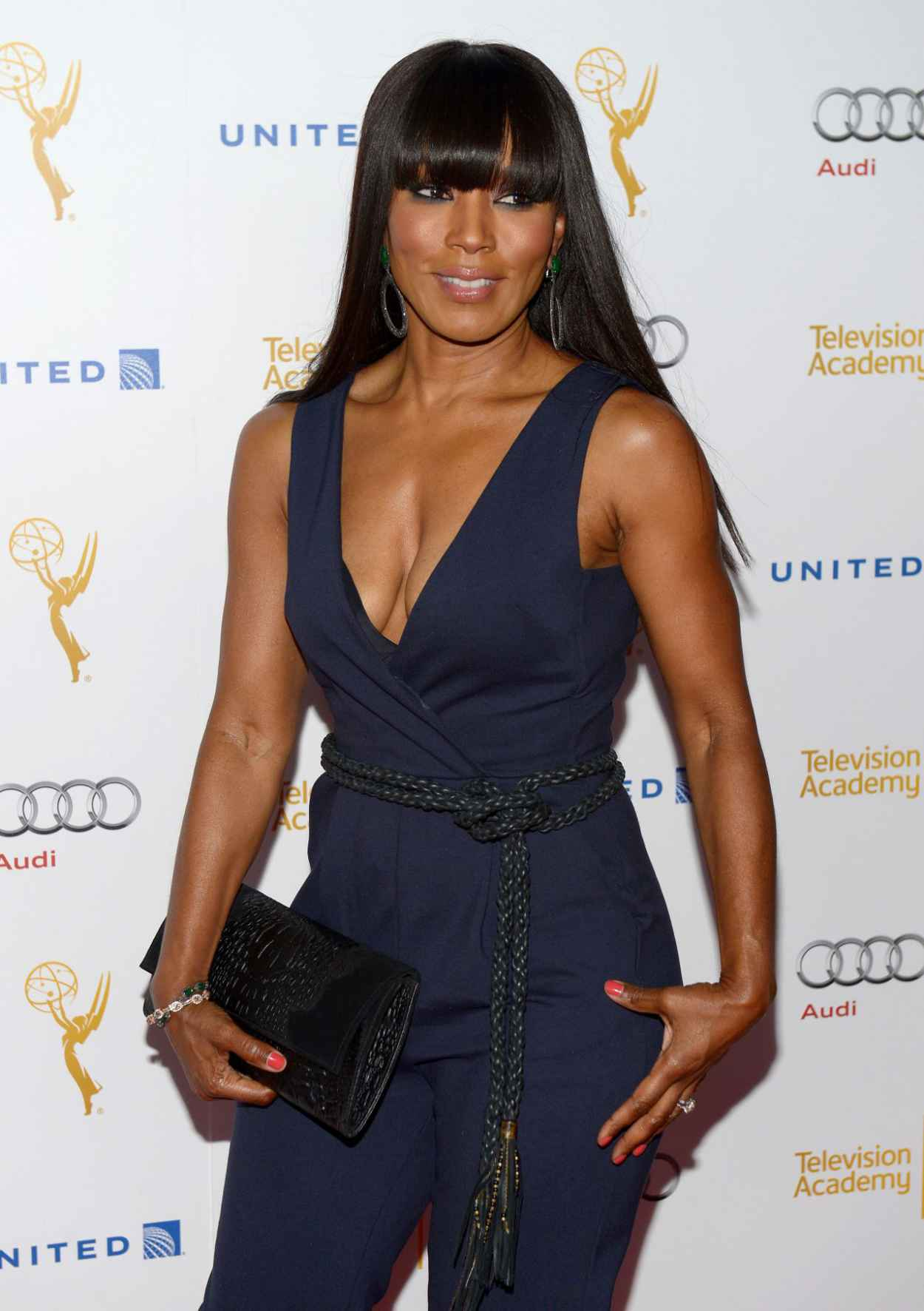 Angela Bassett - 2015 Emmy Awards Performers Nominee Reception-1
