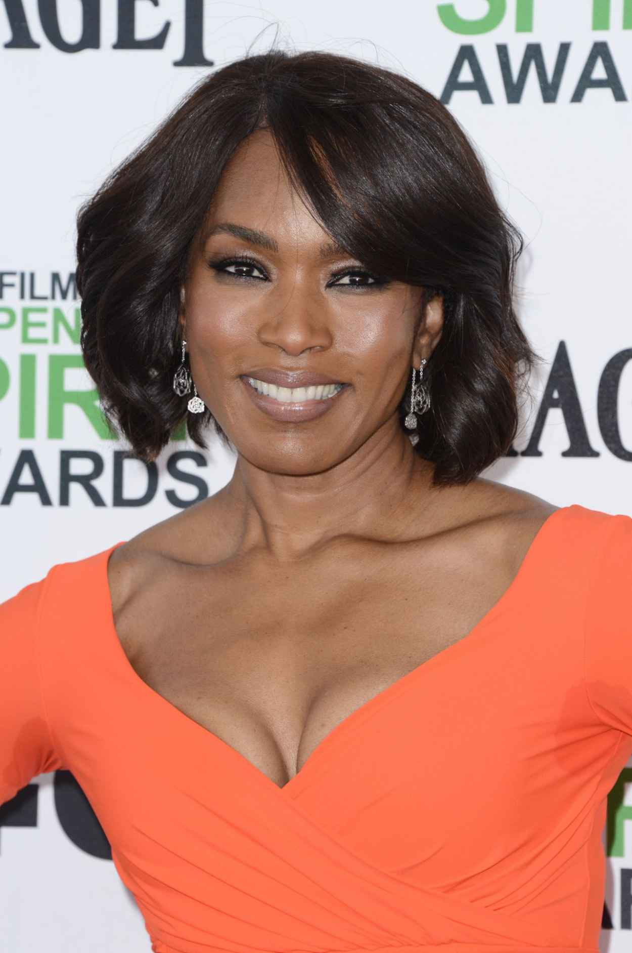 Angela Bassett - 2015 Film Independent Spirit Awards-1