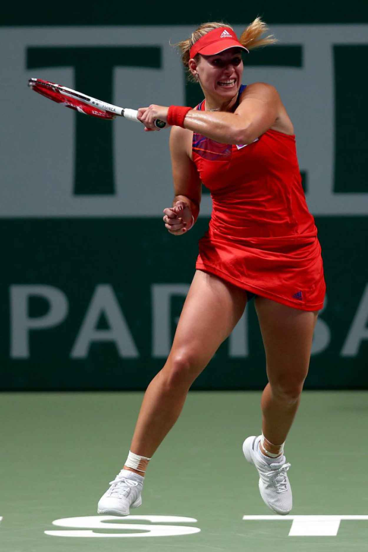 Angelique Kerber - TEB BNP Paribas WTA Championships Day 4 in Istanbul-1