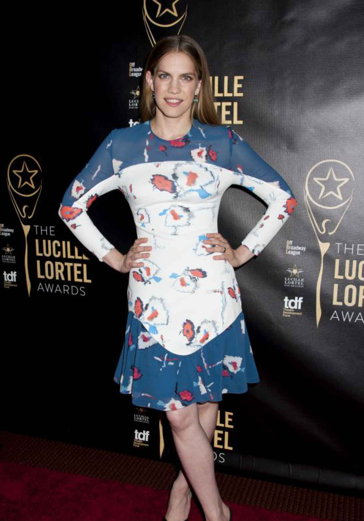 Anna Chlumsky - 2015 Lucille Lortel Awards in New York City-1