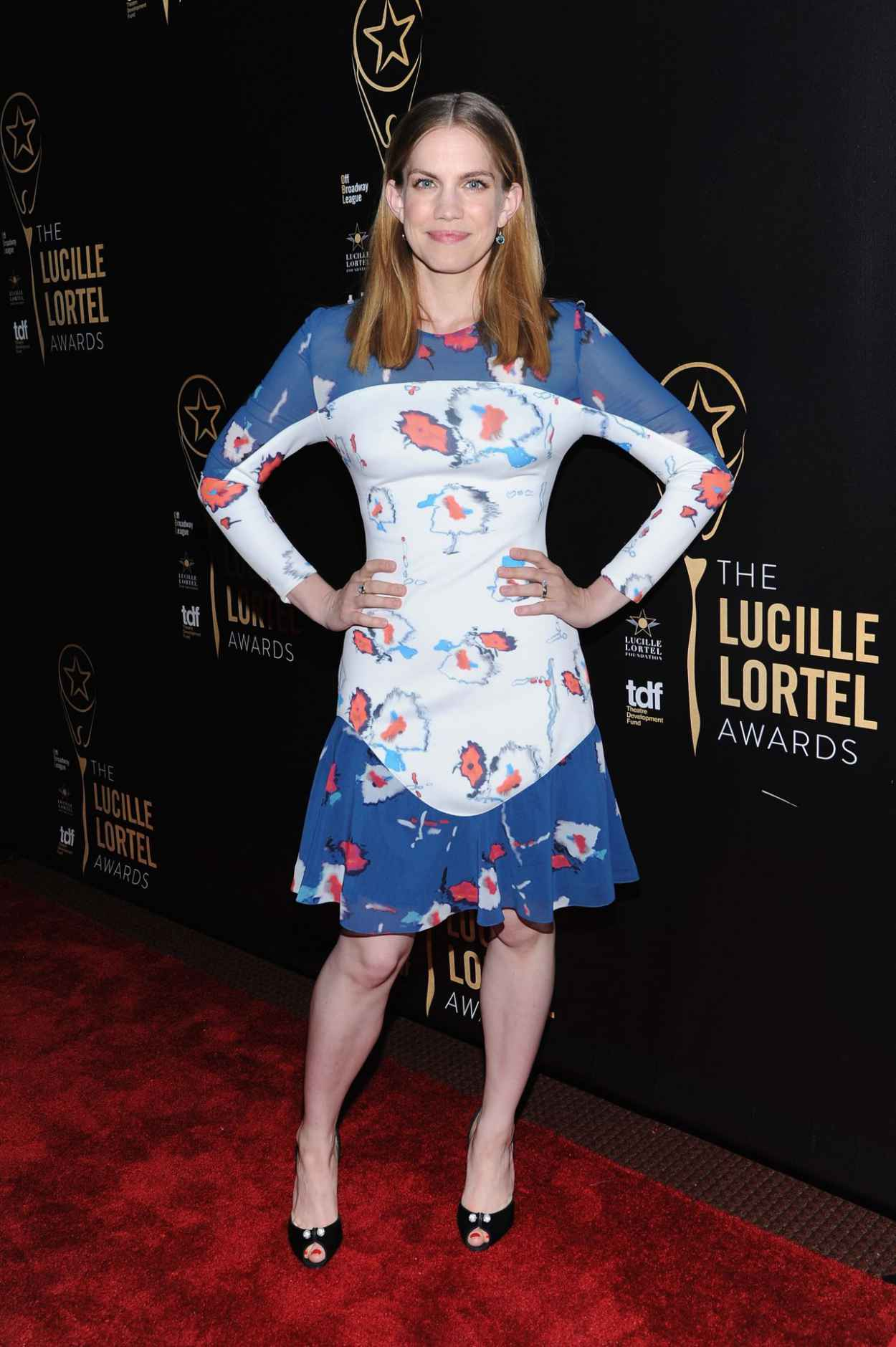 Anna Chlumsky - 2015 Lucille Lortel Awards in New York City-2
