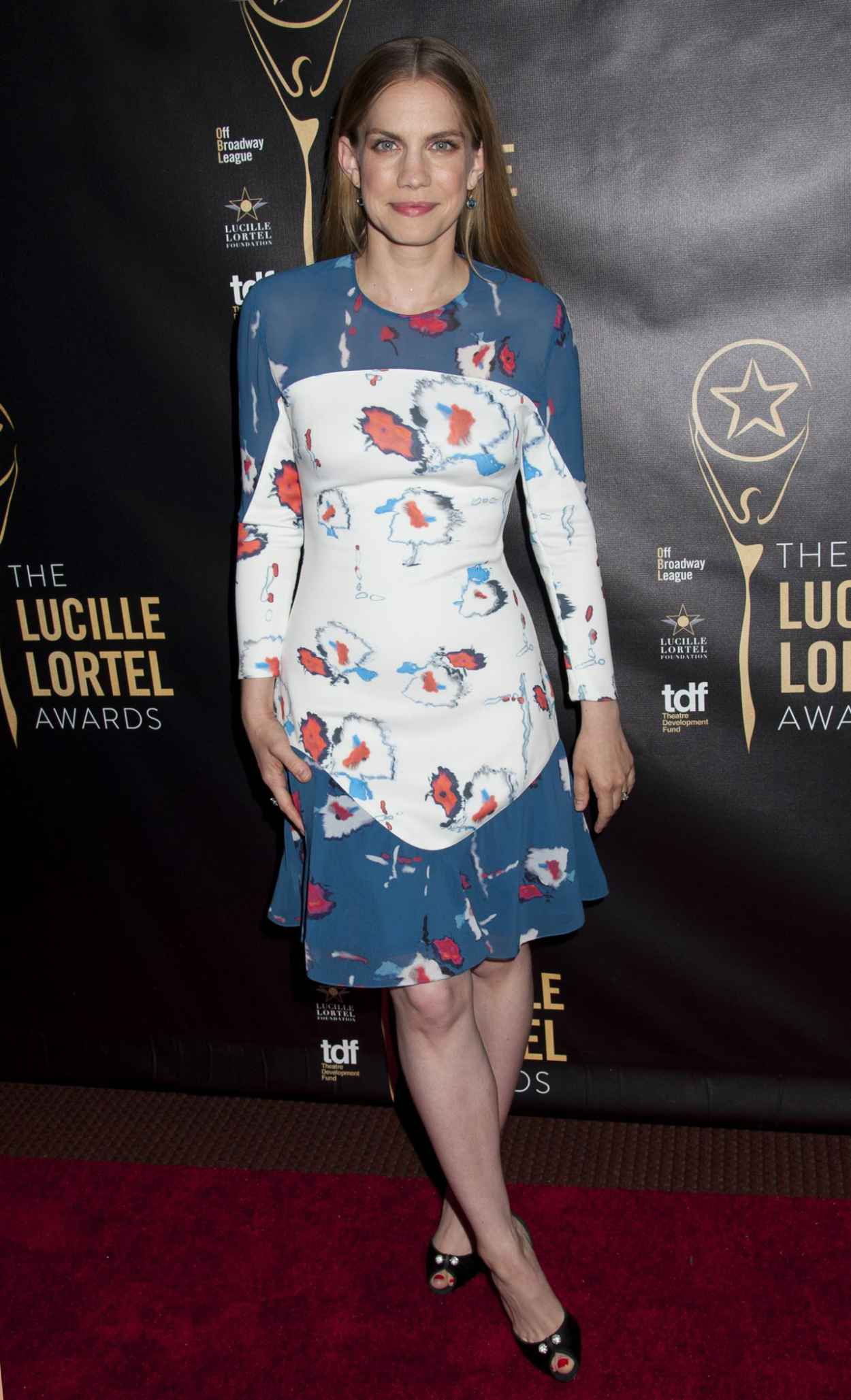 Anna Chlumsky - 2015 Lucille Lortel Awards in New York City-4