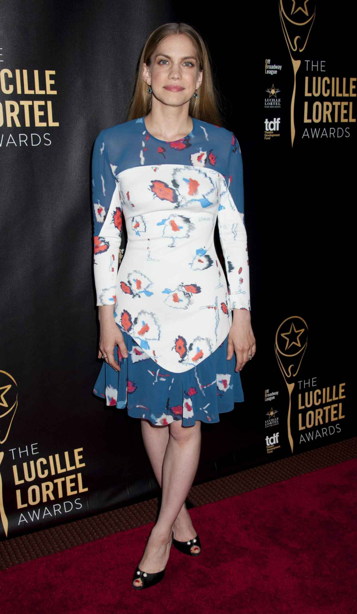 Anna Chlumsky - 2015 Lucille Lortel Awards in New York City-5