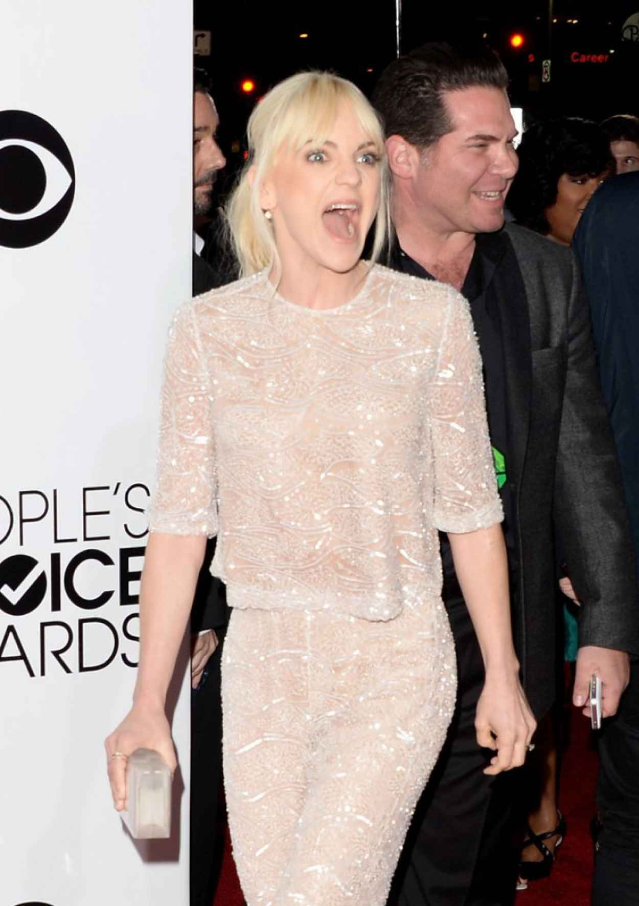 Anna Faris - 2015 Peoples Choice Awards-1