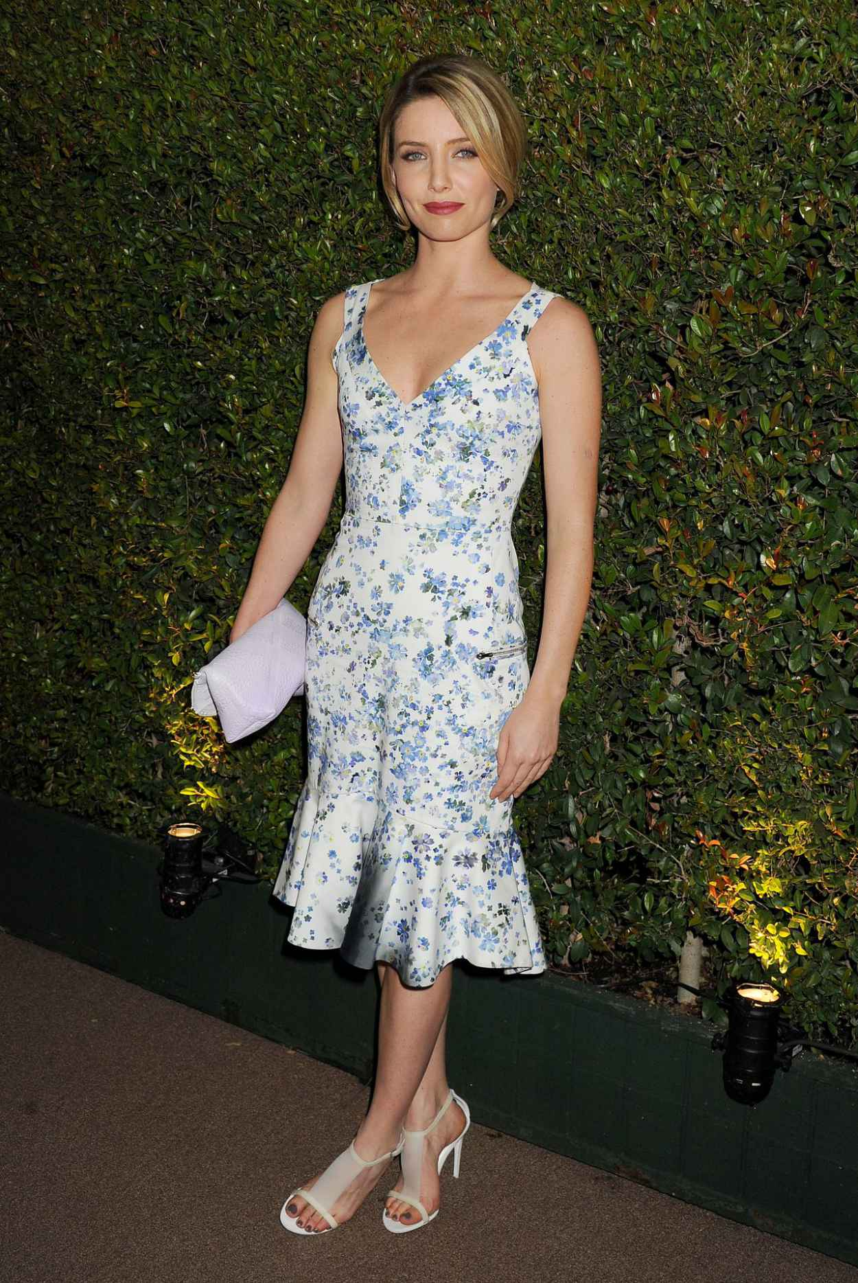 Annabelle Wallis - Vanity Fair & FIAT Young Hollywood Event in LA, February 2015-2