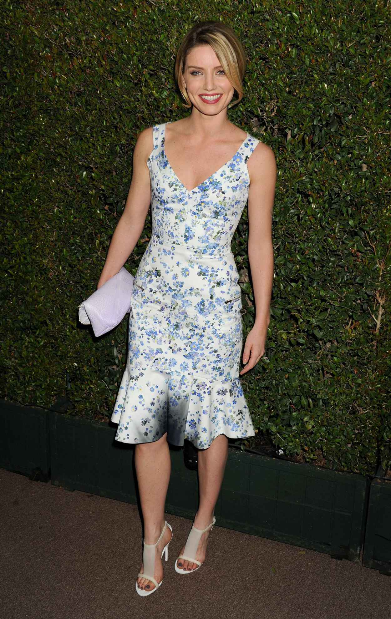 Annabelle Wallis - Vanity Fair & FIAT Young Hollywood Event in LA, February 2015-3