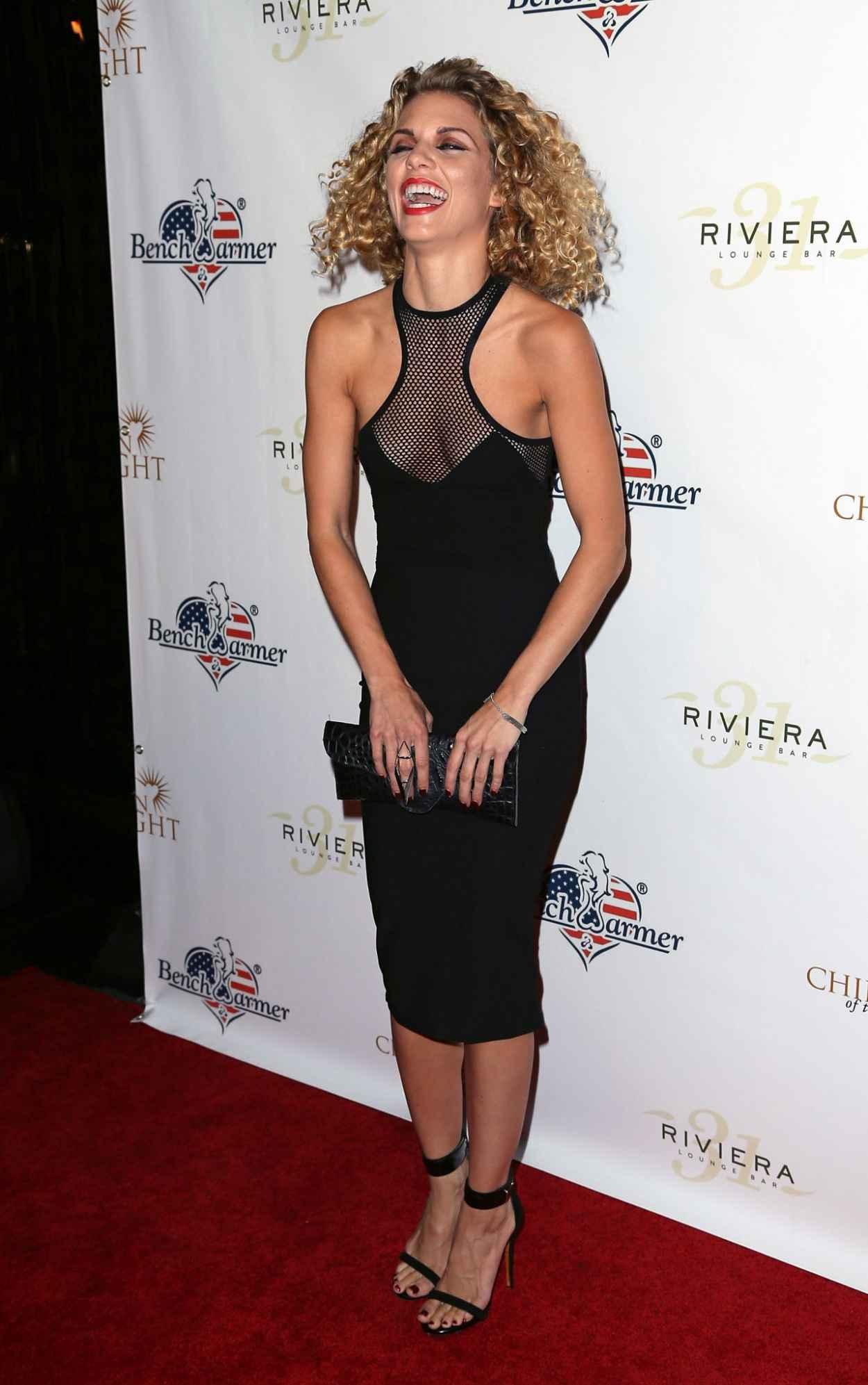 AnnaLynne McCord - 2015 BenchWarmers Stars & Stripes Celebration in Beverly Hills-4
