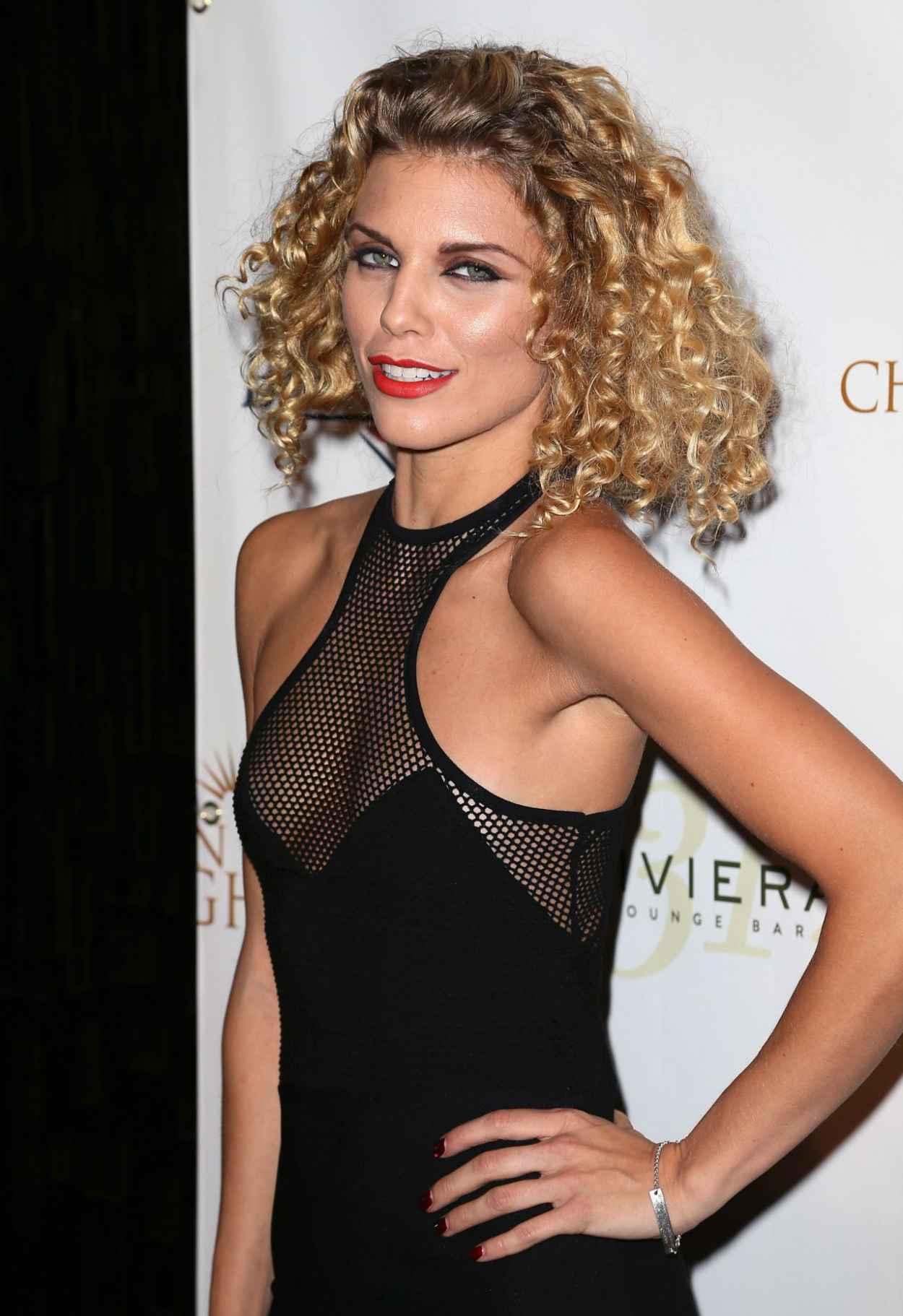AnnaLynne McCord - 2015 BenchWarmers Stars & Stripes Celebration in Beverly Hills-5