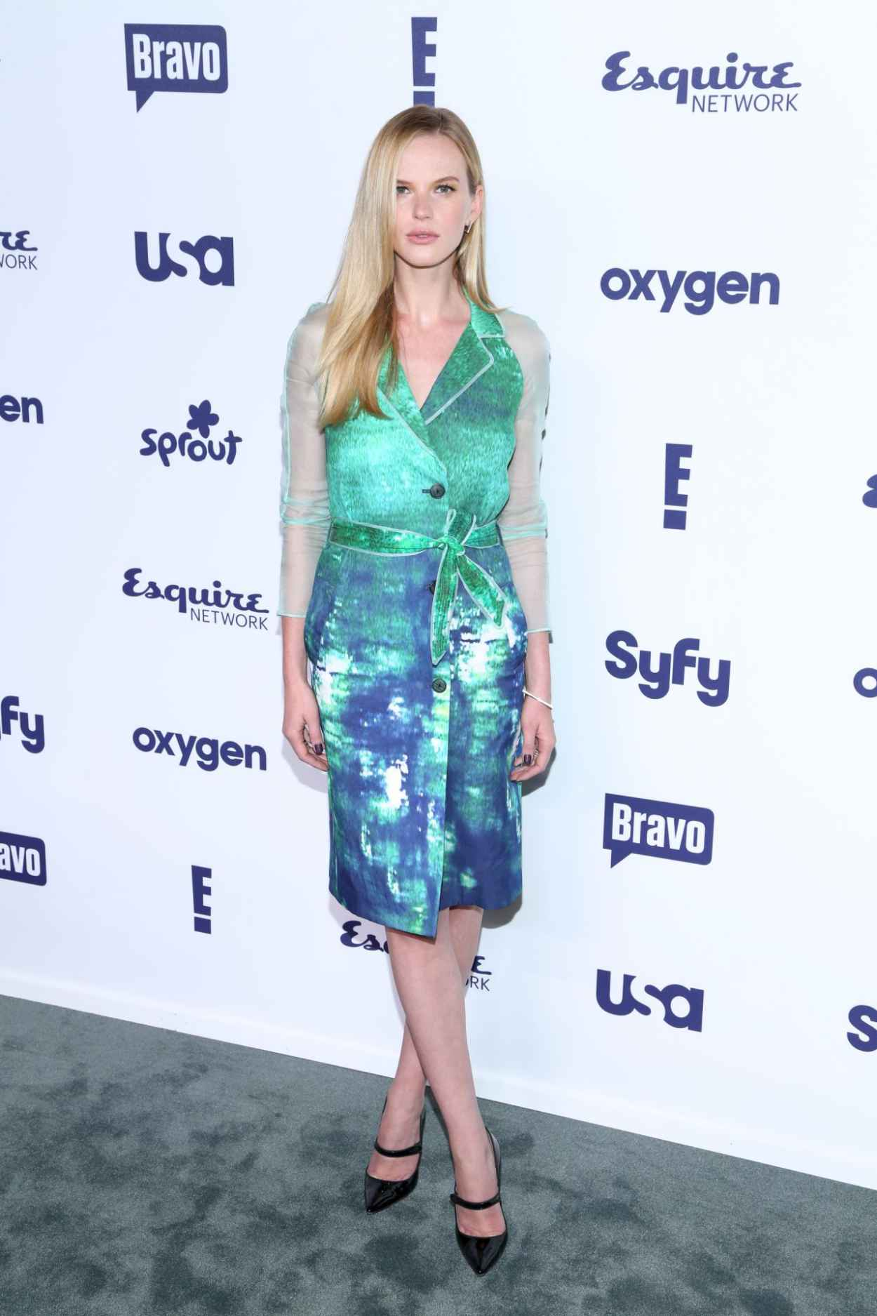 Anne Vyalitsyna - 2015 NBCUniversal Cable Entertainment Upfronts - May 2015-2