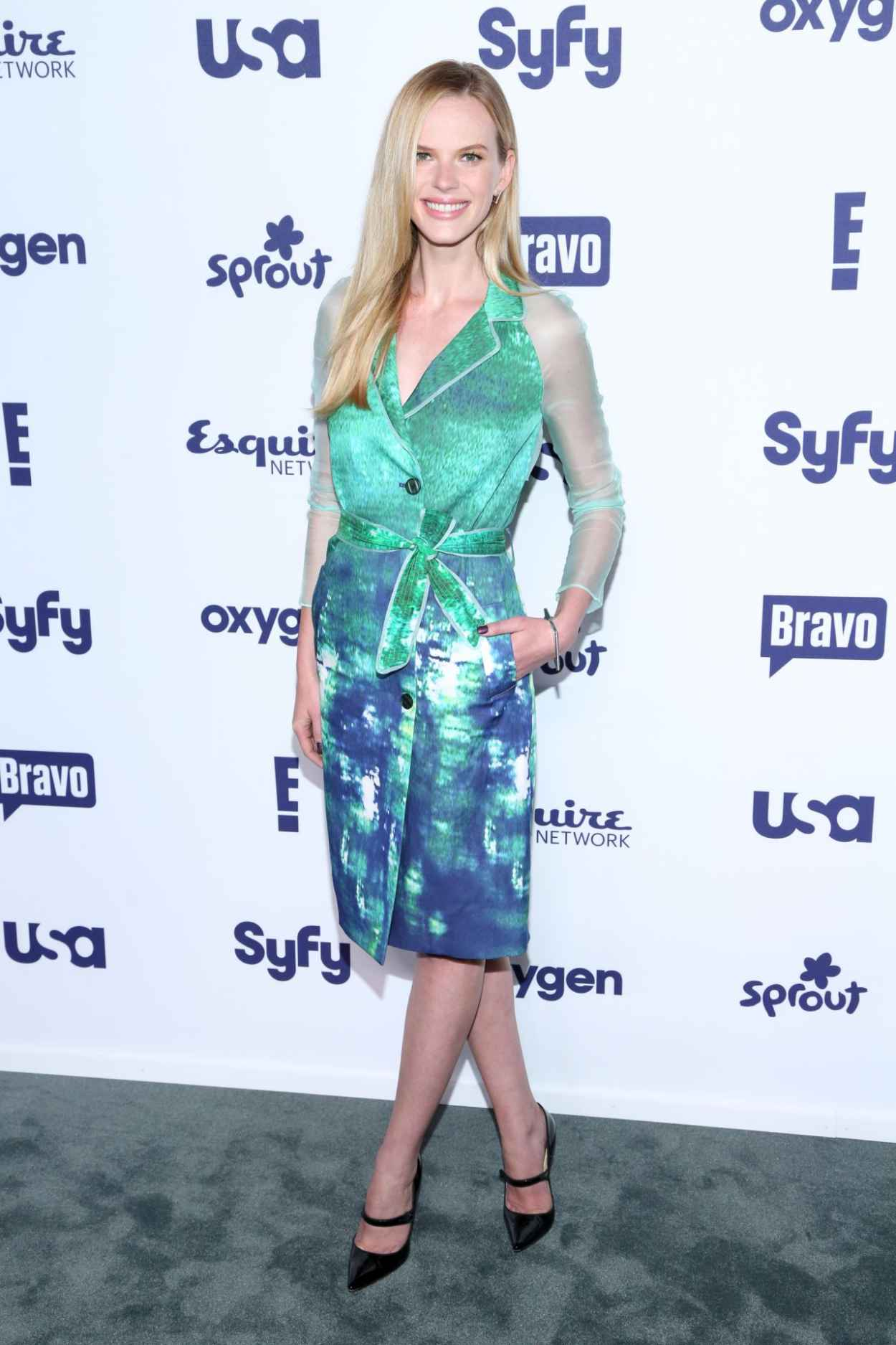 Anne Vyalitsyna - 2015 NBCUniversal Cable Entertainment Upfronts - May 2015-3