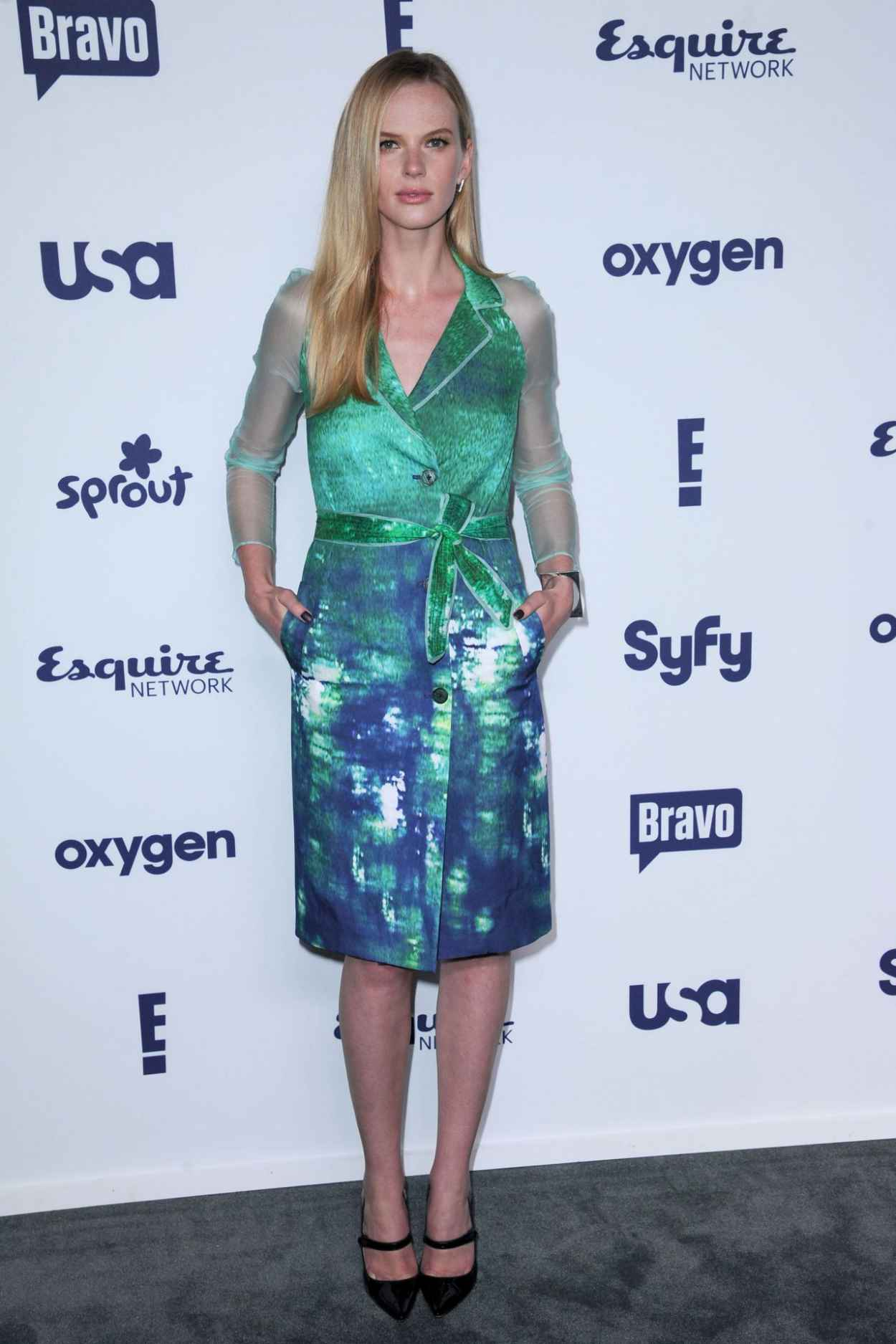 Anne Vyalitsyna - 2015 NBCUniversal Cable Entertainment Upfronts - May 2015-5