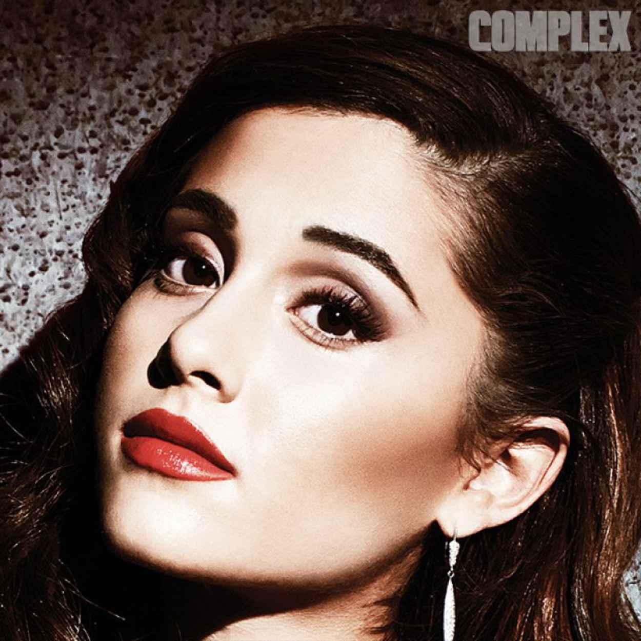 Ariana Grande - COMPLEX Magazine-1
