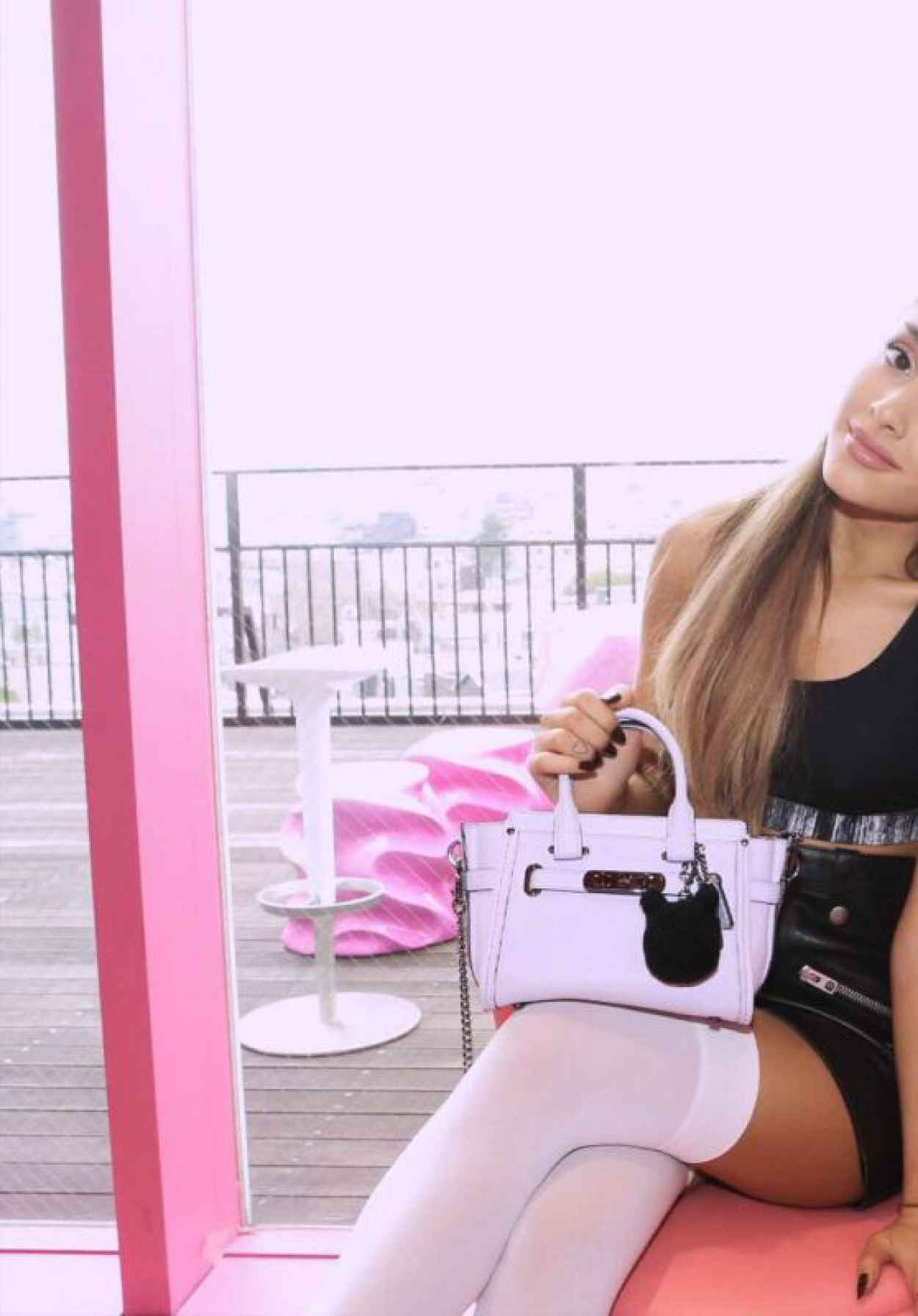 Ariana Grande Private Event for Coach in Japan, August 2015-1