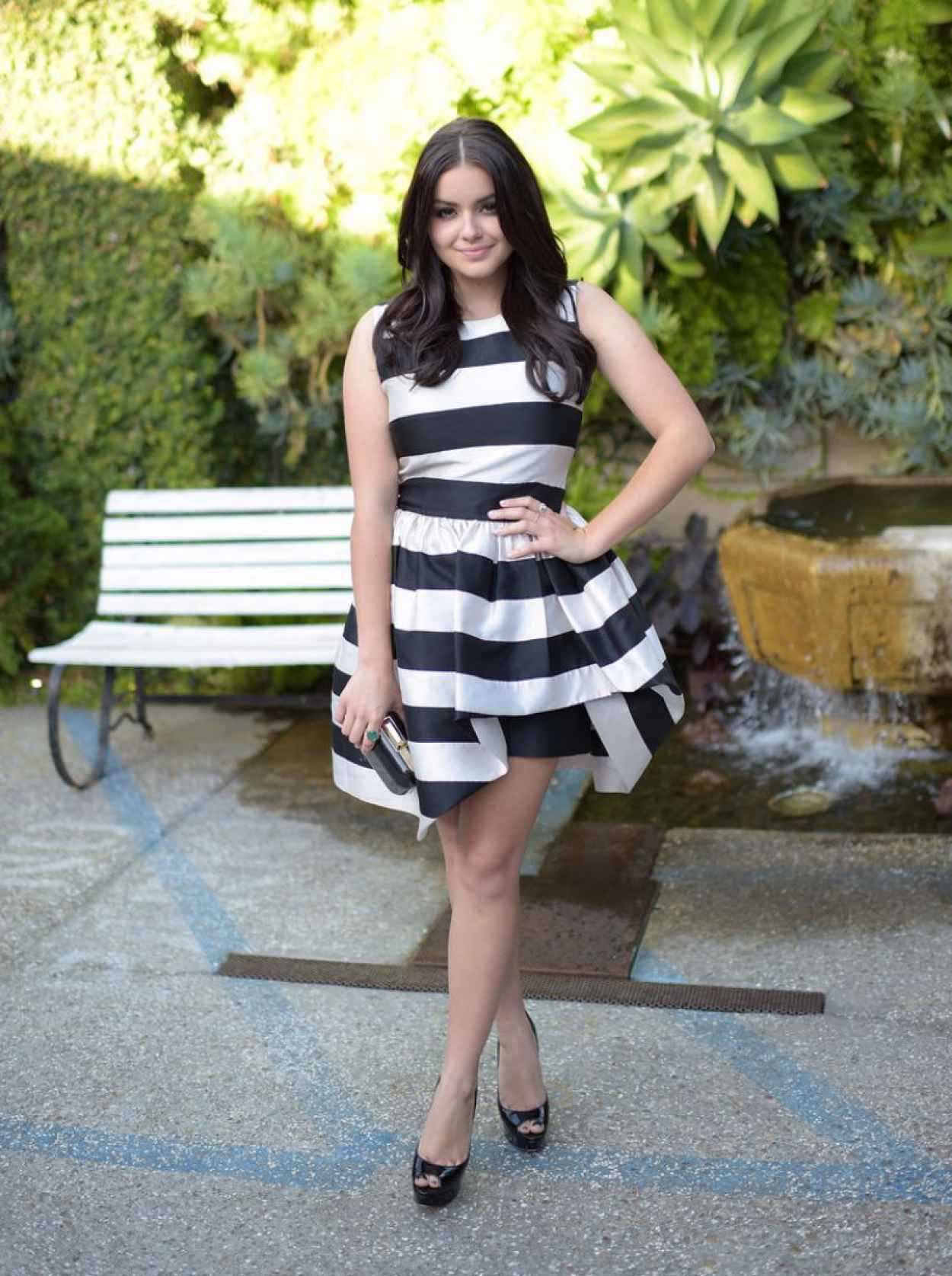 Ariel Winter - Nolan Goulds 16th Birthday Party in Los Angeles-1