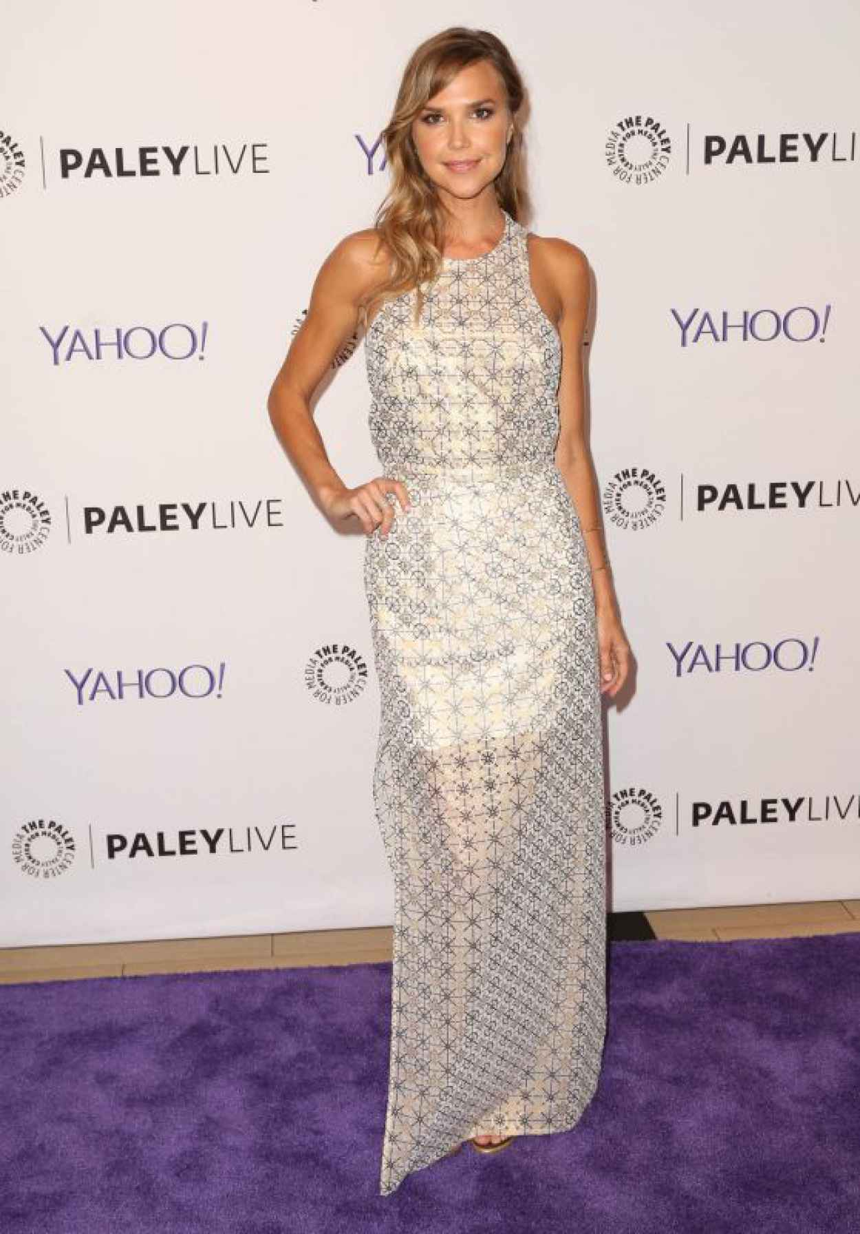 Arielle Kebbel - Paley Live: An Evening With Lifetimes UnREAL in Los Angeles-1