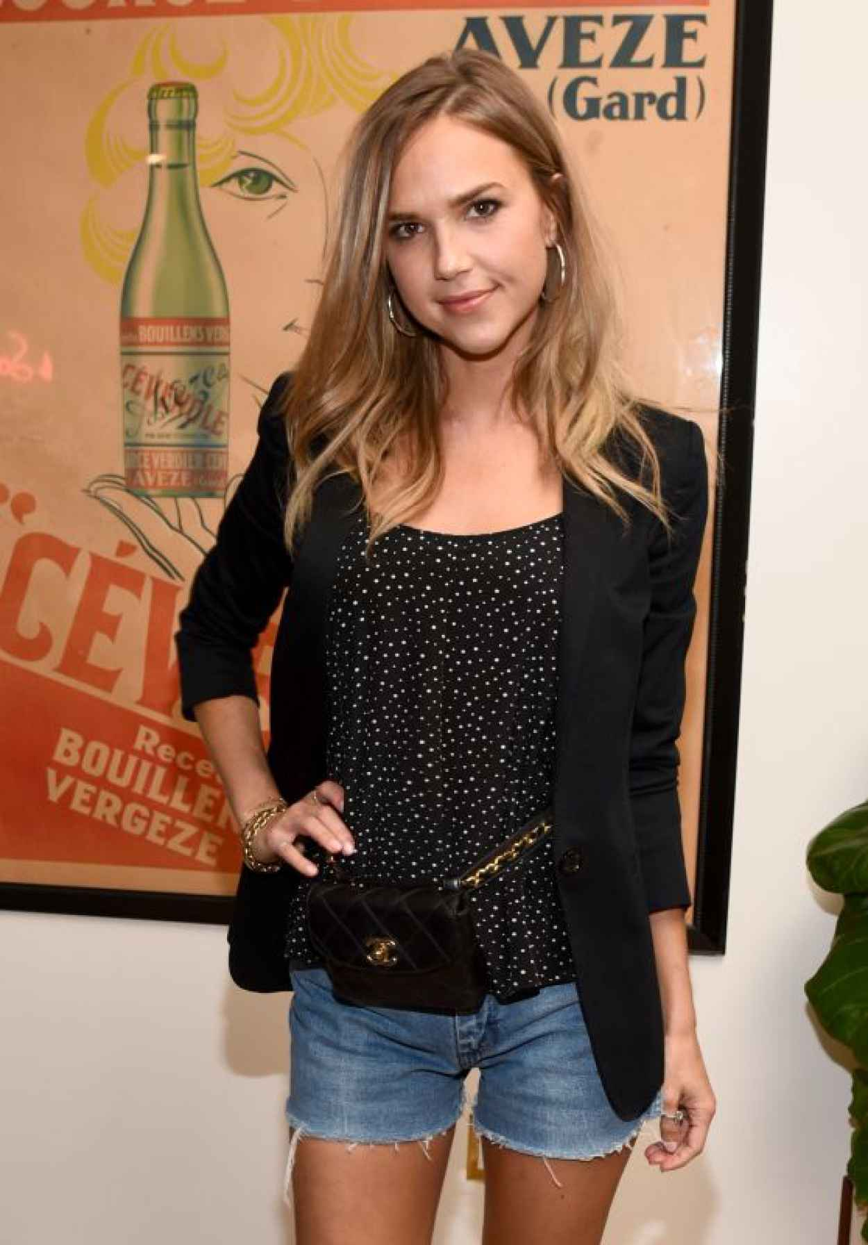 Arielle Kebbel - Striiike And Caudalie Celebrate The French Beauty Solution in Beverly Hills-1