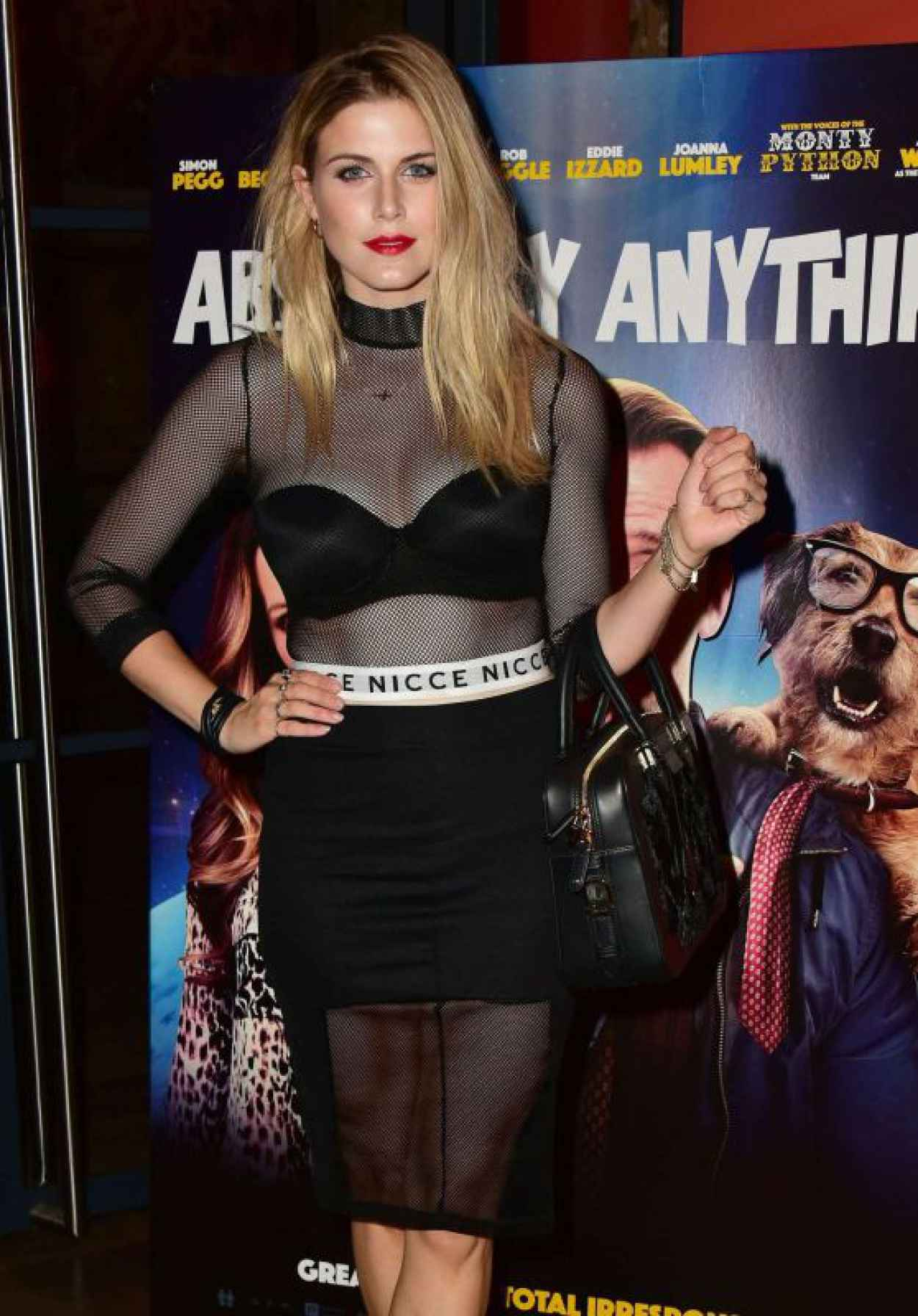 Ashley James - -Absolutely Anything- VIP Screening in London-1