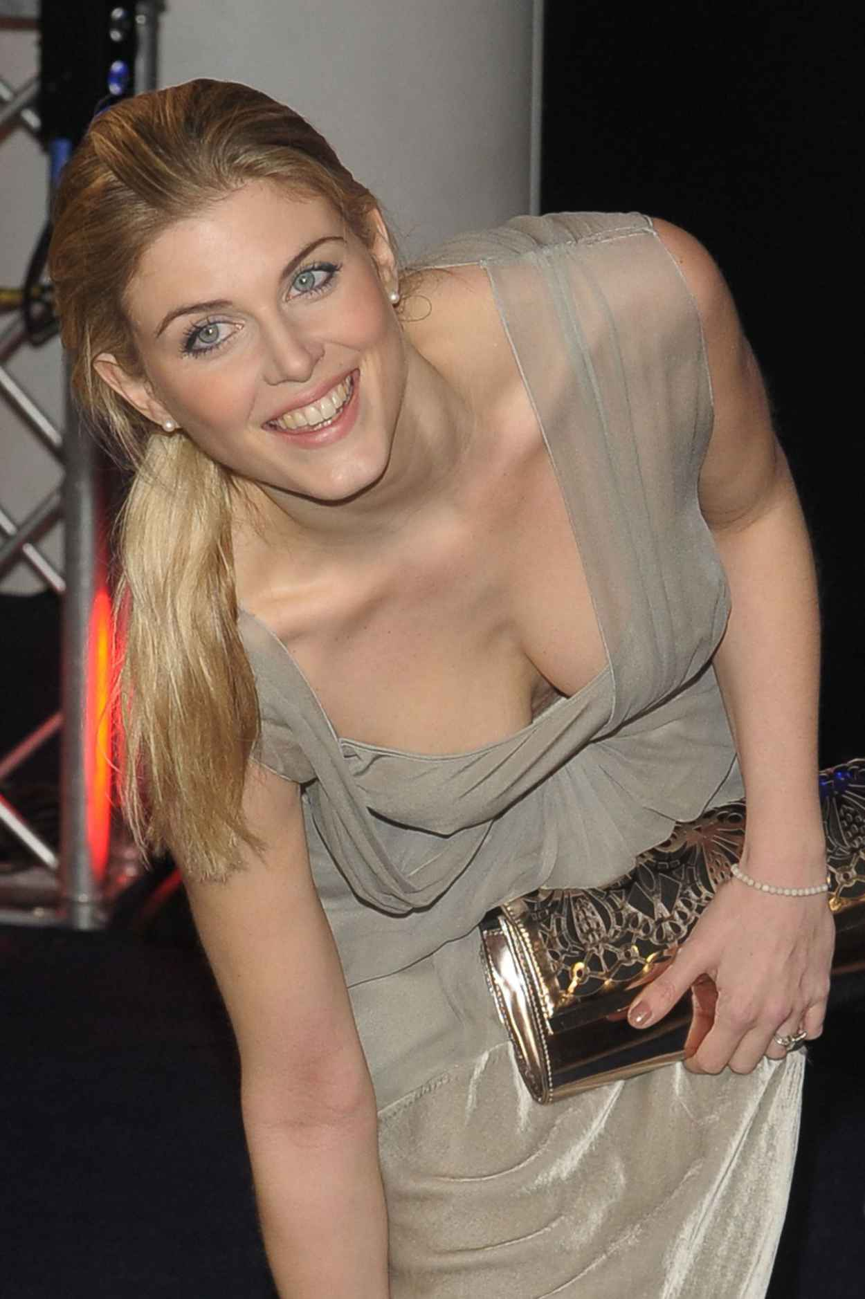 Ashley James - ROBOCOP World Premiere in London-1